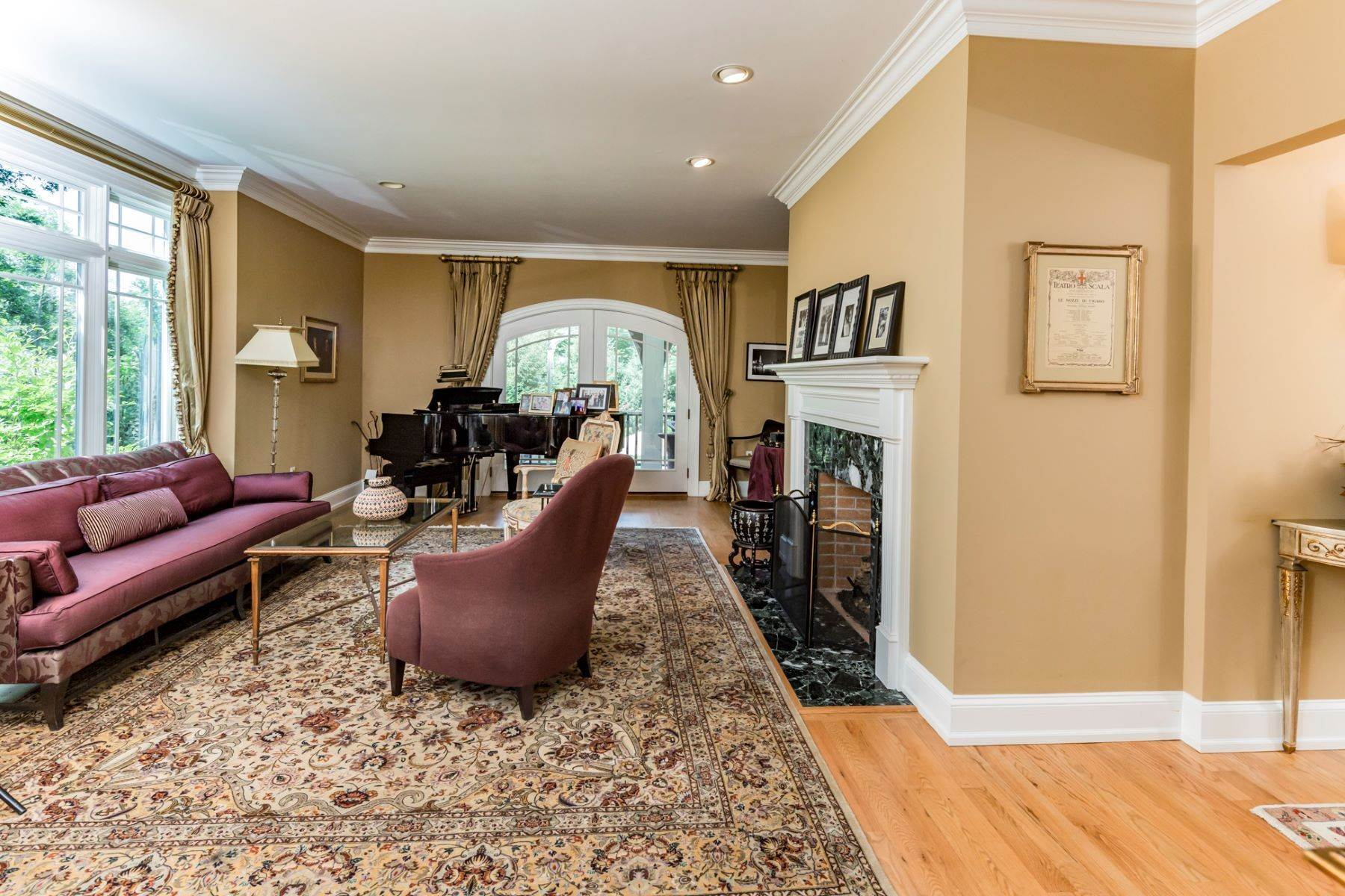 6. Single Family Homes vì Bán tại Spectacular Sanctuary 44 Cradle Rock Road, Princeton, New Jersey 08540 Hoa Kỳ