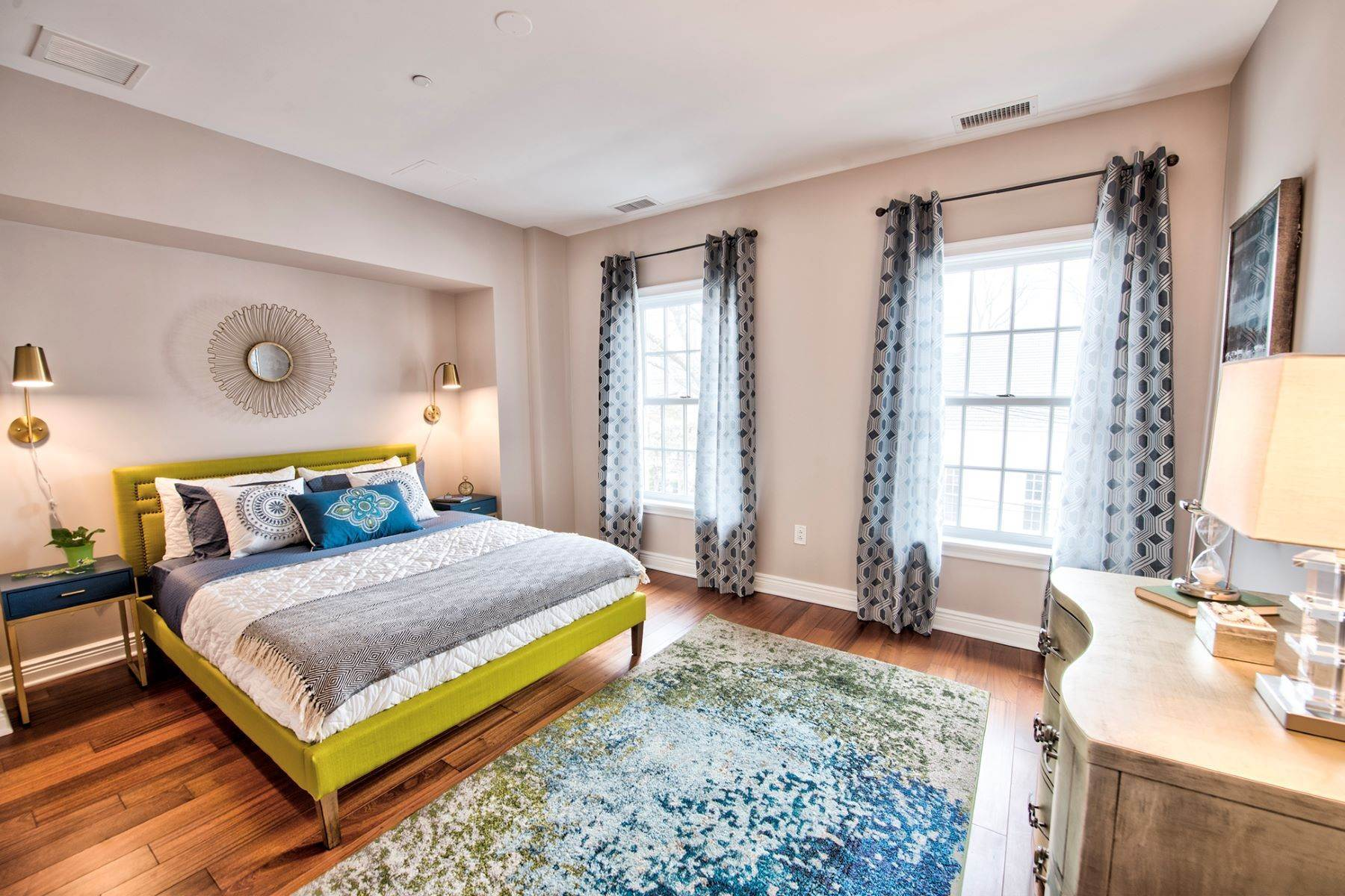 4. townhouses at Luxury Townhome Living at its Finest 20 Paul Robeson Place, Princeton, New Jersey 08542 United States