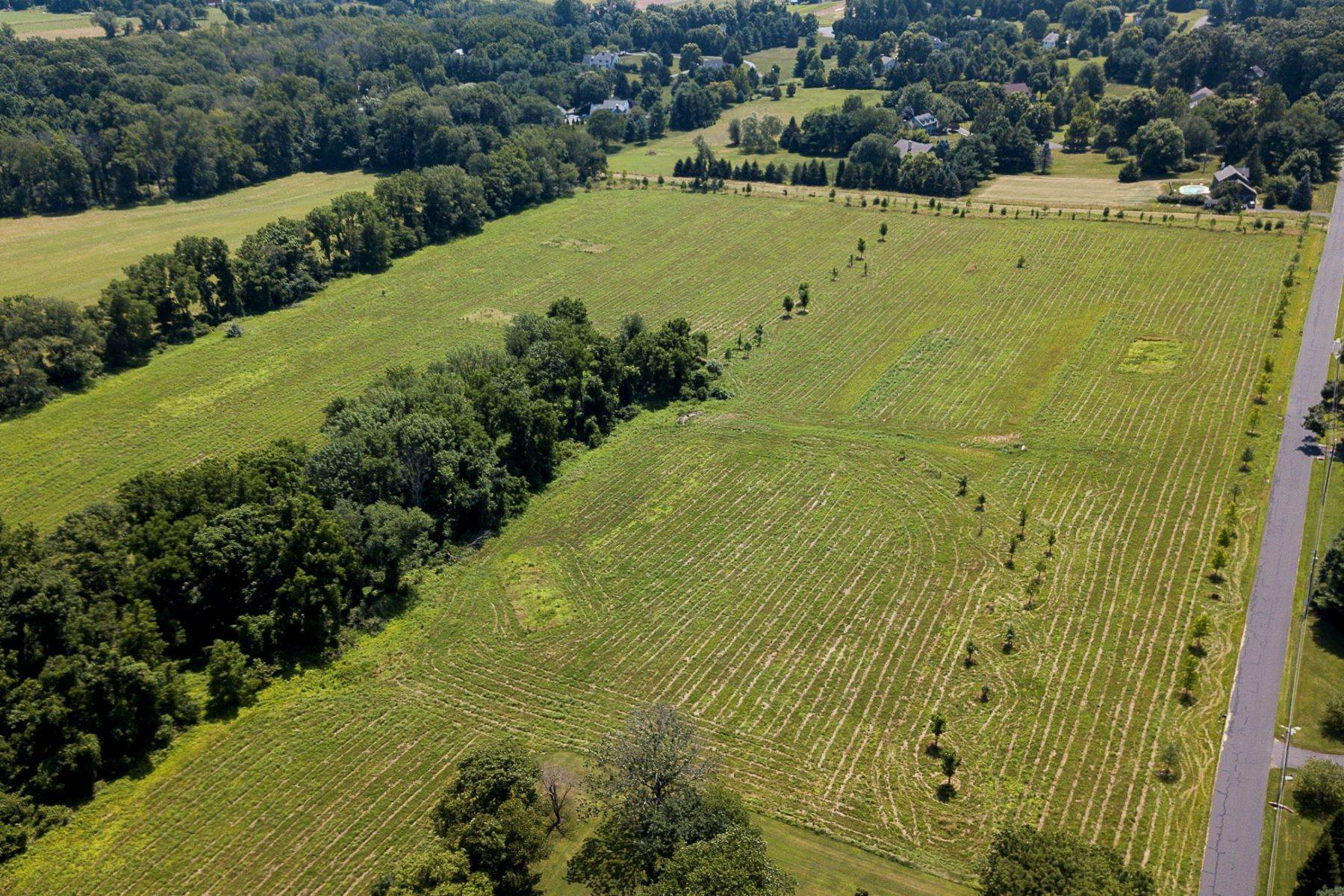 Land for Sale at Stunning Location 6095 Stovers Mill, Lot 3, Doylestown, Pennsylvania 18901 United States