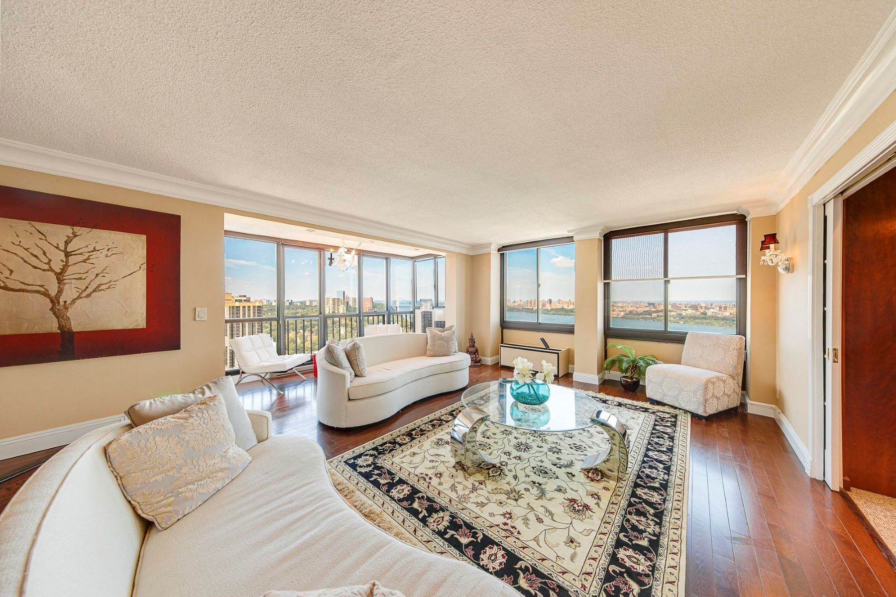 Condominiums pour l Vente à Fabulous Views 200 Winston Dr 2608, Cliffside Park, New Jersey 07010 États-Unis