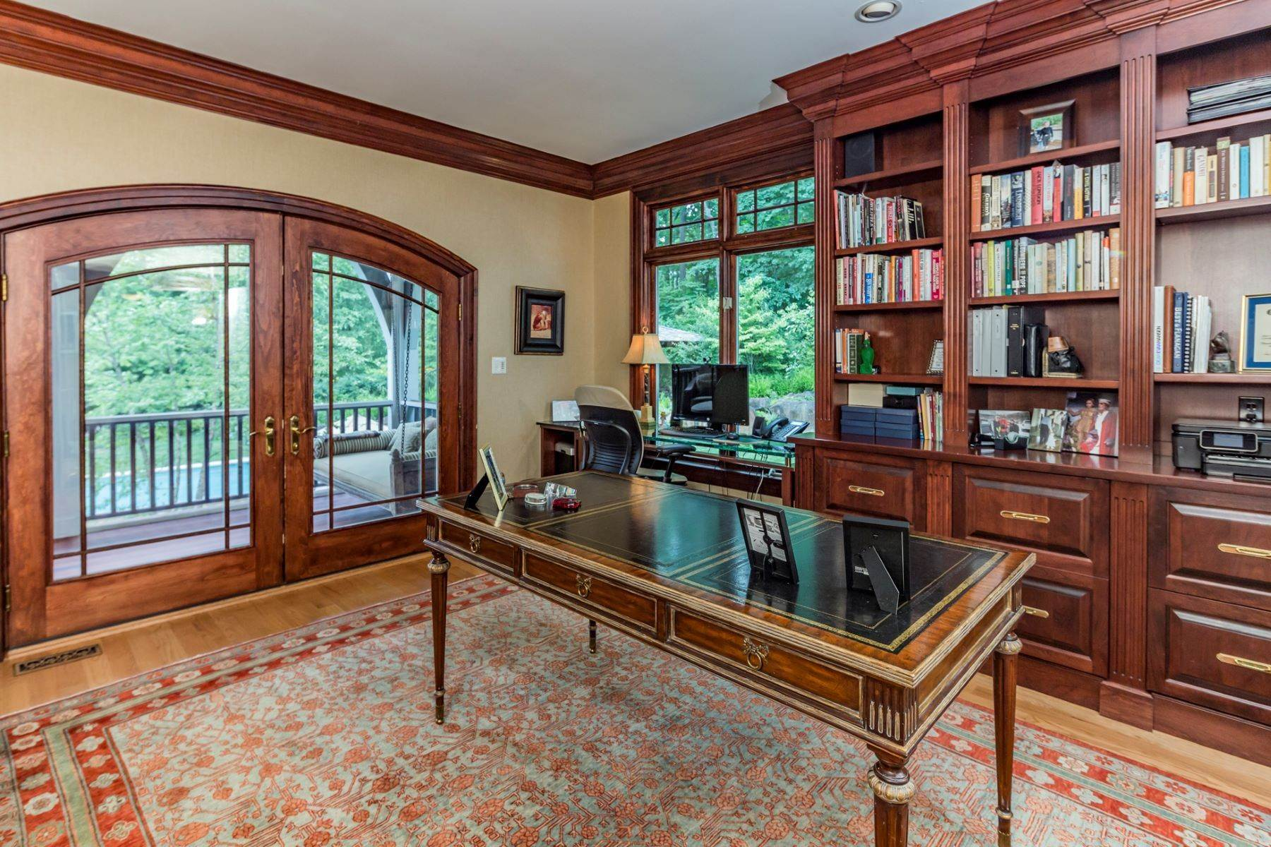 7. Single Family Homes vì Bán tại Spectacular Sanctuary 44 Cradle Rock Road, Princeton, New Jersey 08540 Hoa Kỳ