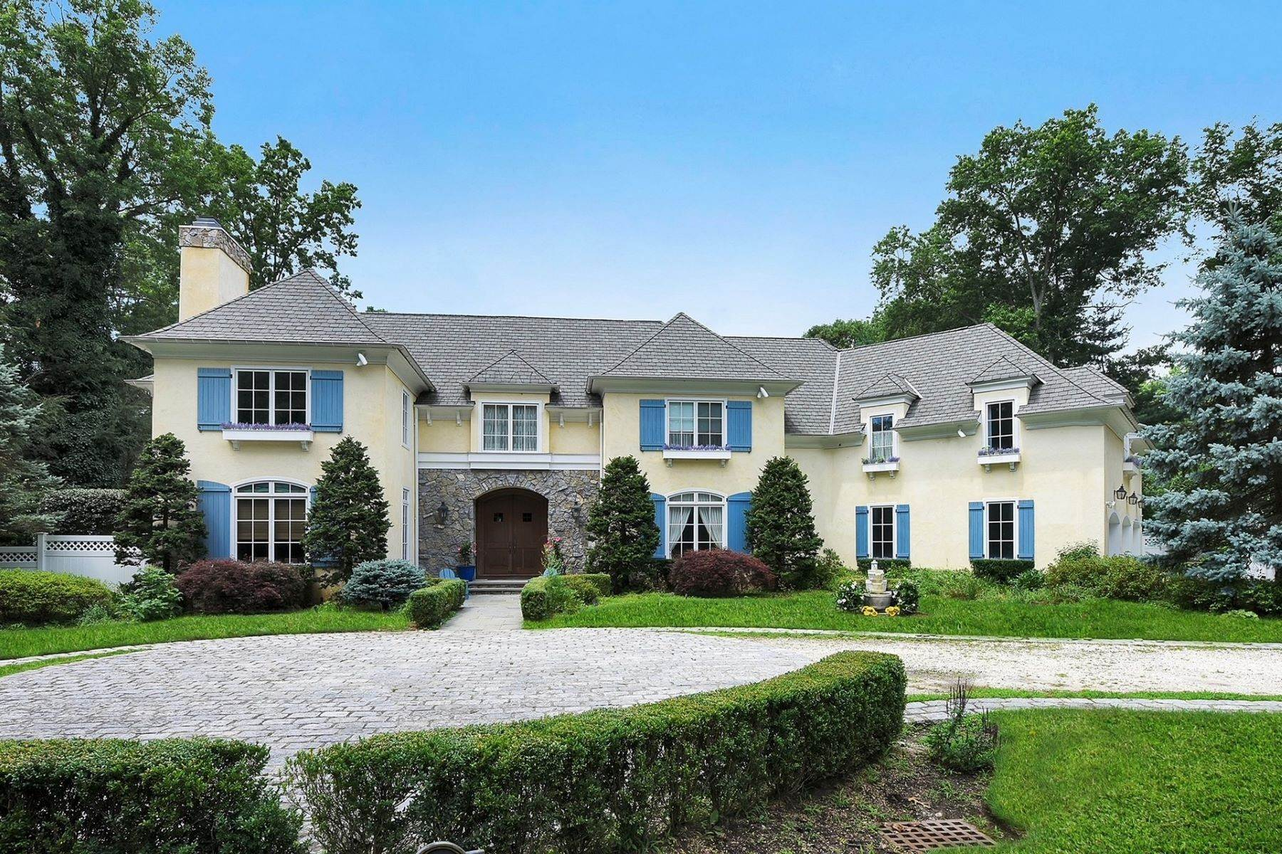 Single Family Homes for Sale at Demarest, New Jersey 07627 United States