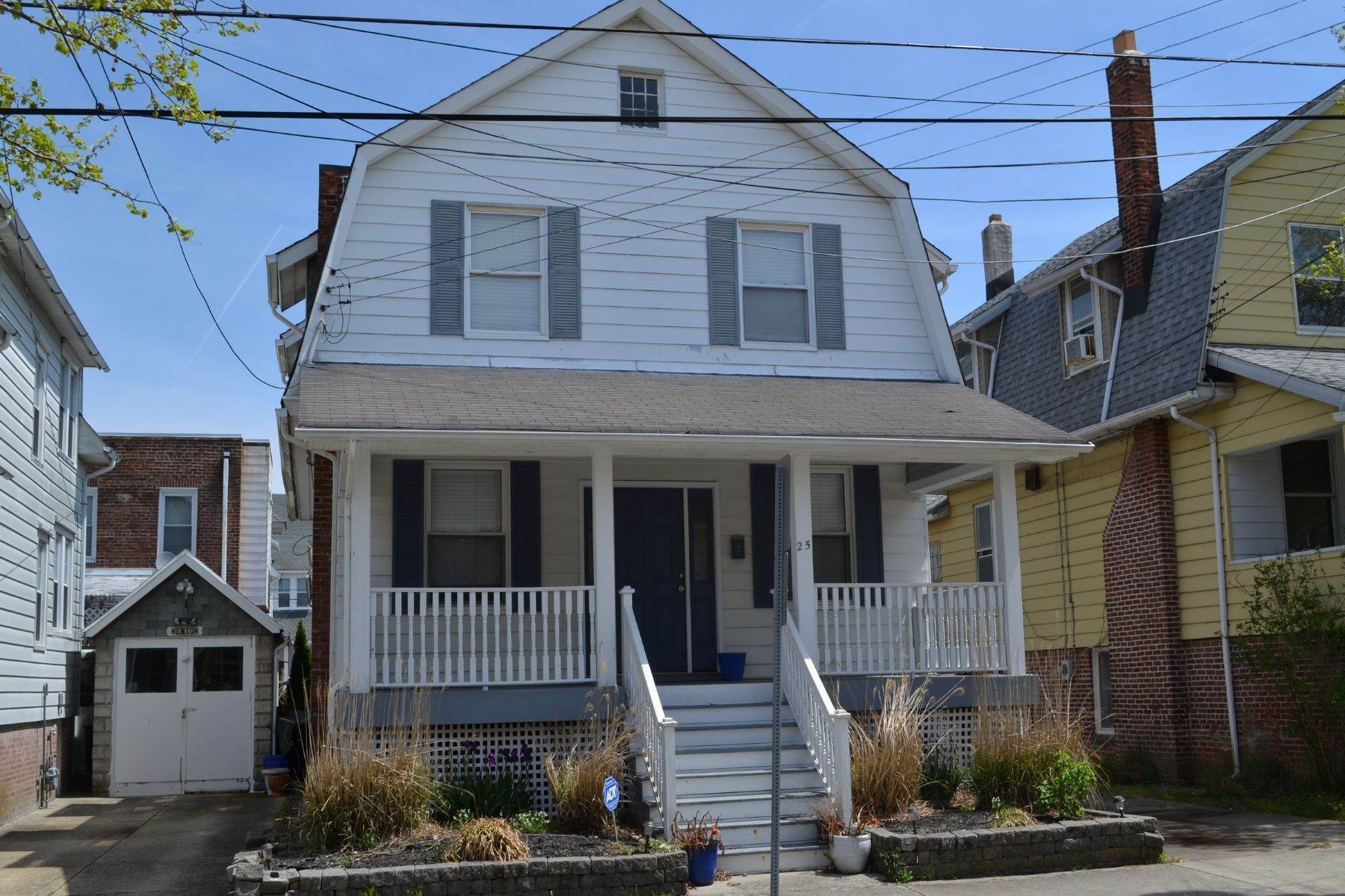 Single Family Homes à 25 N Newton Ave July 25 N Newton Ave, July, Atlantic City, New Jersey 08401 États-Unis
