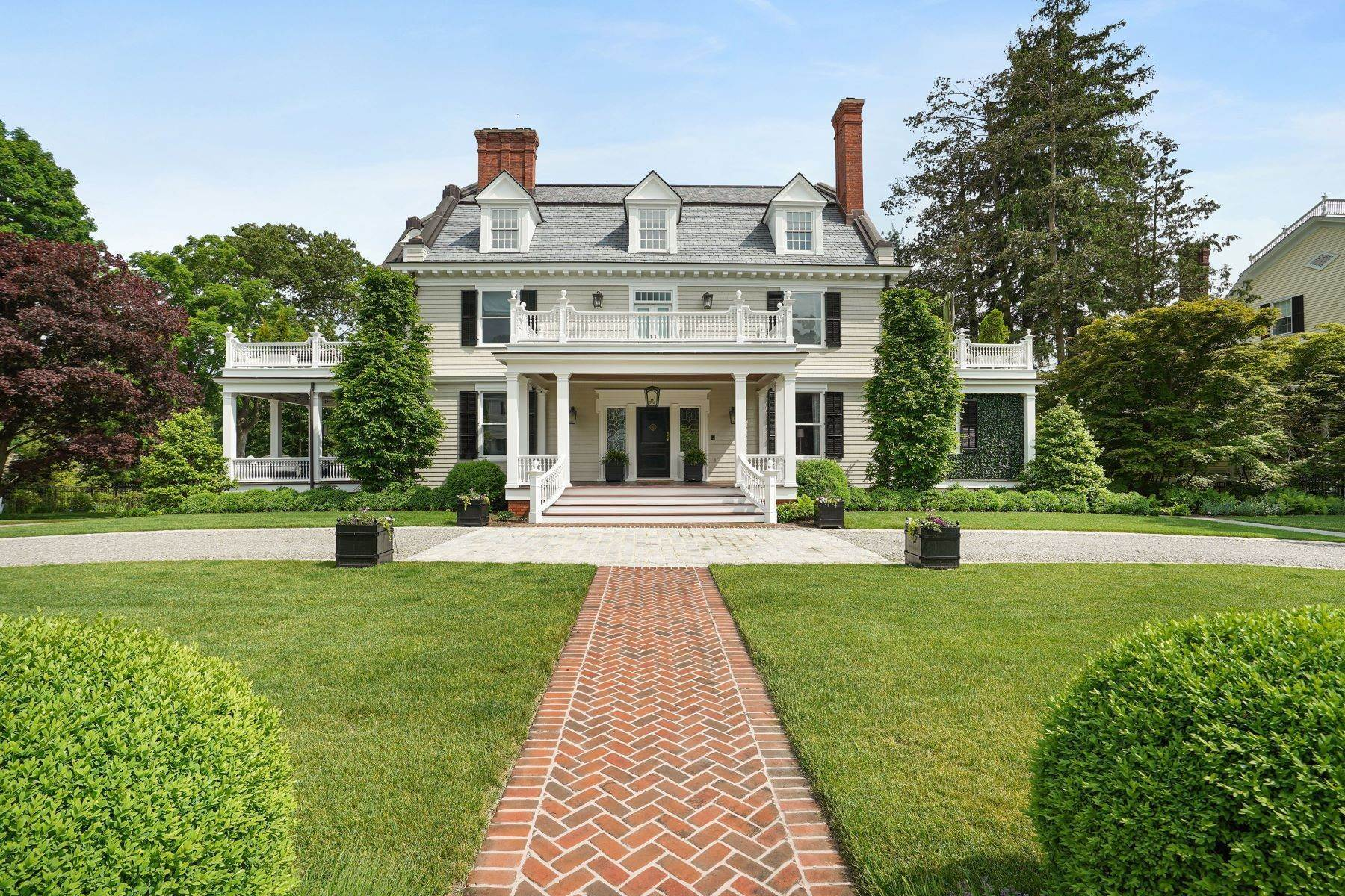 Single Family Homes for Sale at A Journey Into A Sophisticated Lifestyle 76 Miller Road, Morristown, New Jersey 07960 United States