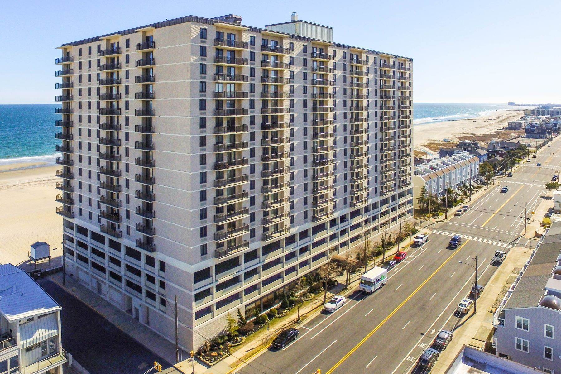 Condominiums for Sale at 9600 Atlantic Avenue, #1005, Margate, New Jersey 08402 United States