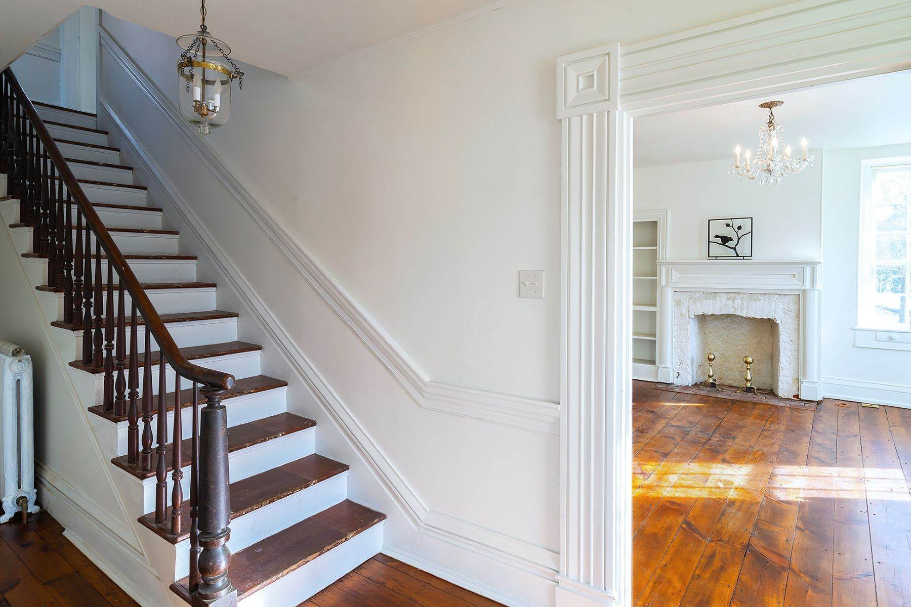 30. Single Family Homes at Stunning Renovated Greek Revival Available for Rent 23 South Main Street, Stockton, New Jersey 08559 United States