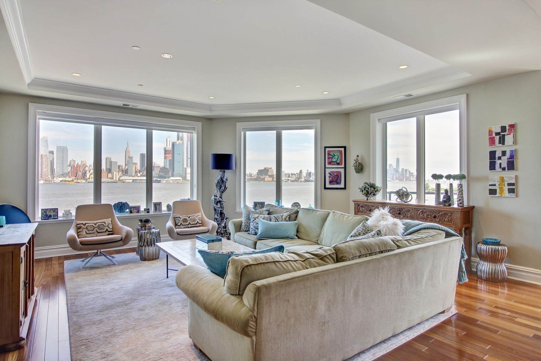 Condominiums for Sale at Henley on Hudson 250 Henley Place #308, Weehawken, New Jersey 07086 United States