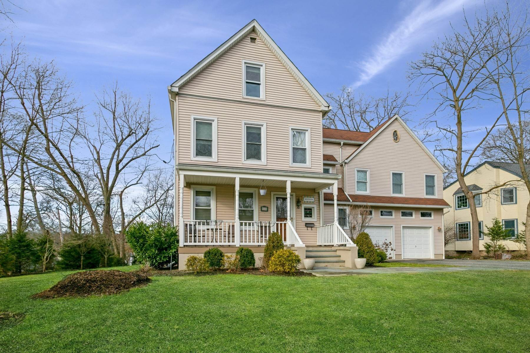 Single Family Homes for Sale at Magical Home! 33 Blanche Ave, Demarest, New Jersey 07627 United States