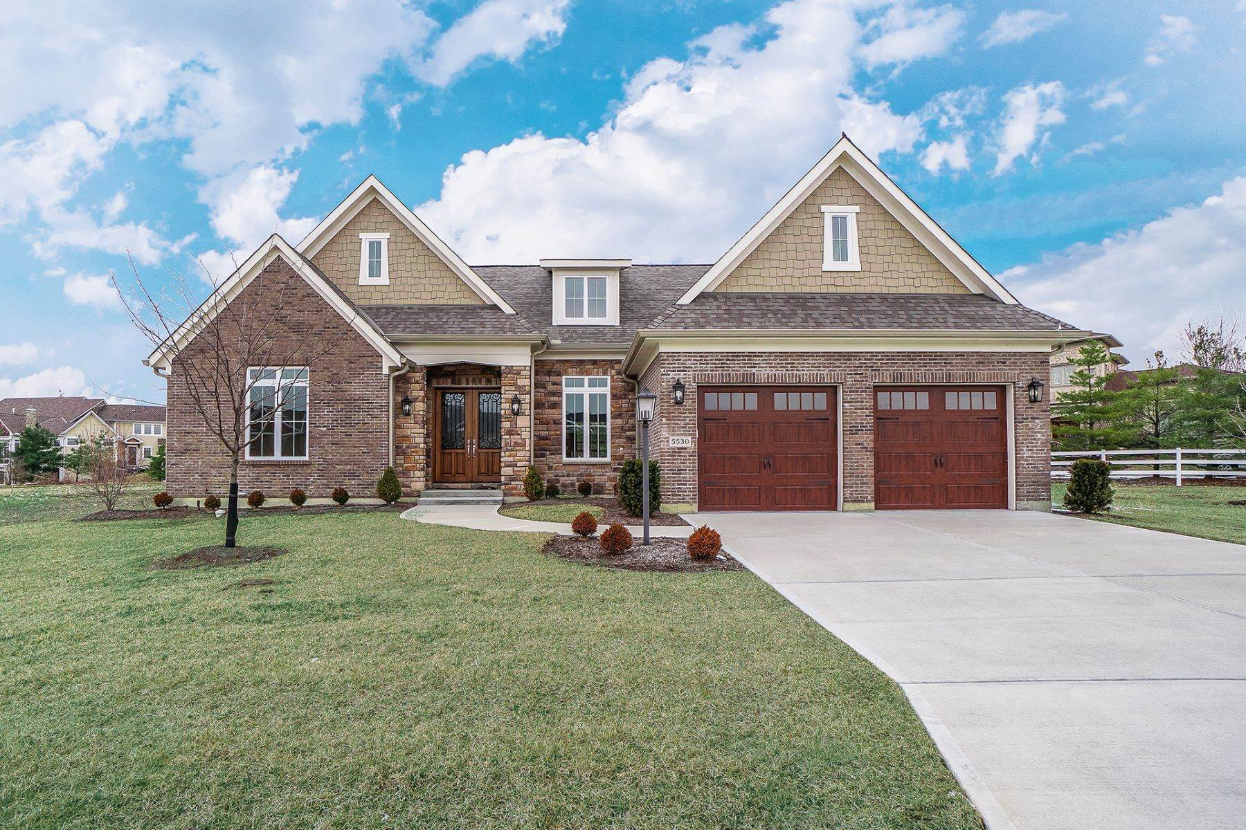 Single Family Homes のために 売買 アット Build your dream home 9701 Cooper Lane, Montgomery, オハイオ 45242 アメリカ