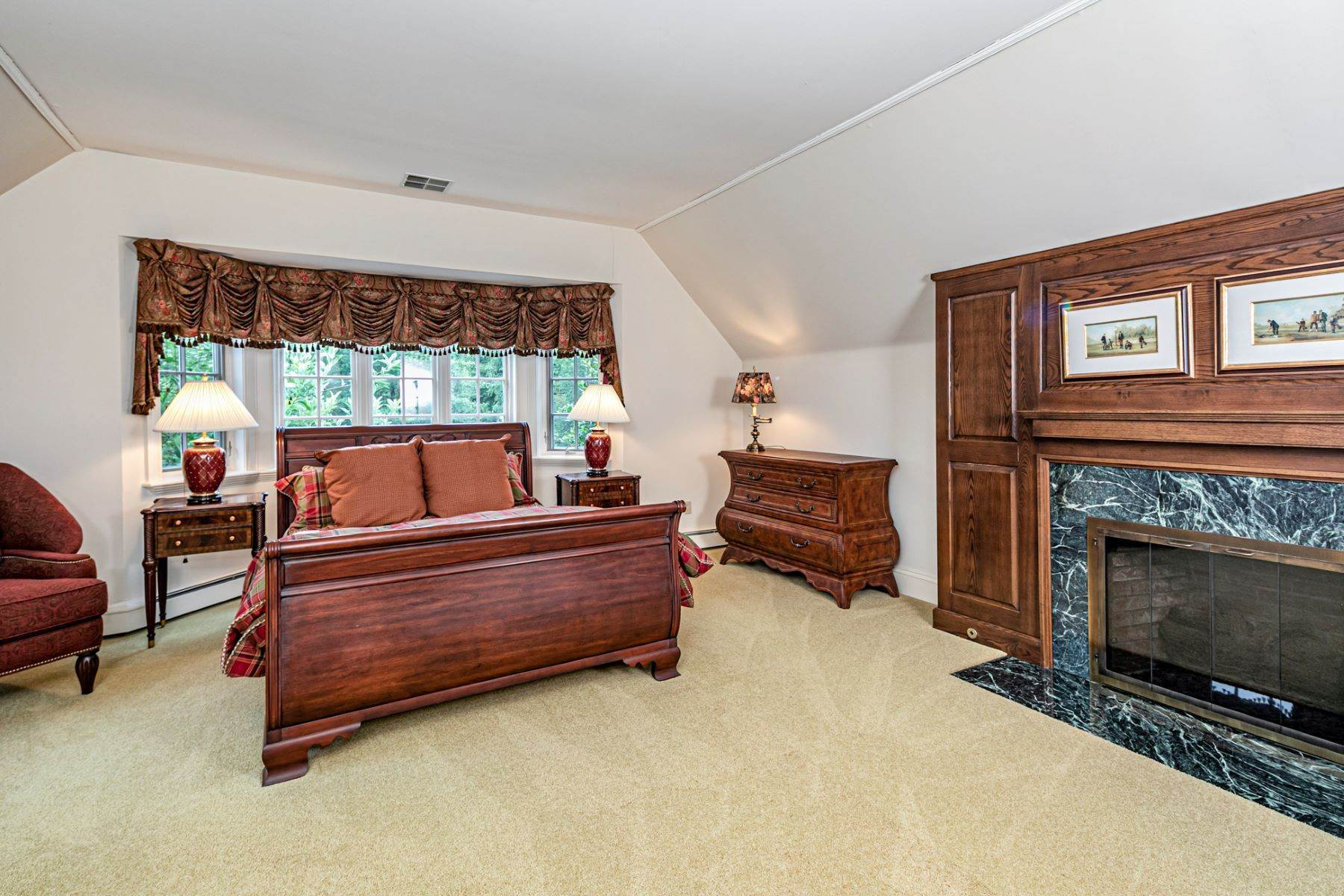 21. Single Family Homes for Sale at Private Compound with Every Amenity Imaginable 82 Aunt Molly Road, Hopewell, New Jersey 08525 United States