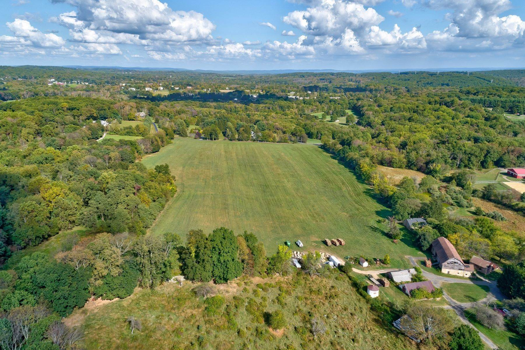 Single Family Homes for Sale at Historic 1726 Farm 26 Sutton Road, Tewksbury Township, New Jersey 07830 United States