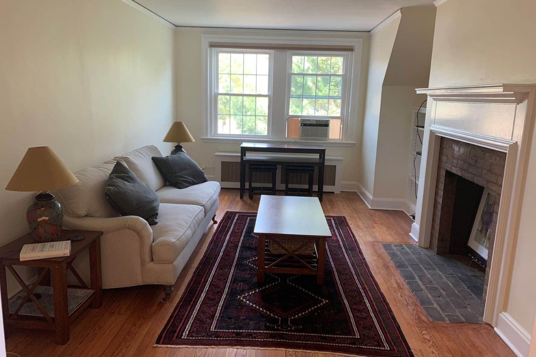 Condominiums at Fabulous In-Town One Bedroom Rental 49 Palmer Square, Unit O, Princeton, New Jersey 08542 United States