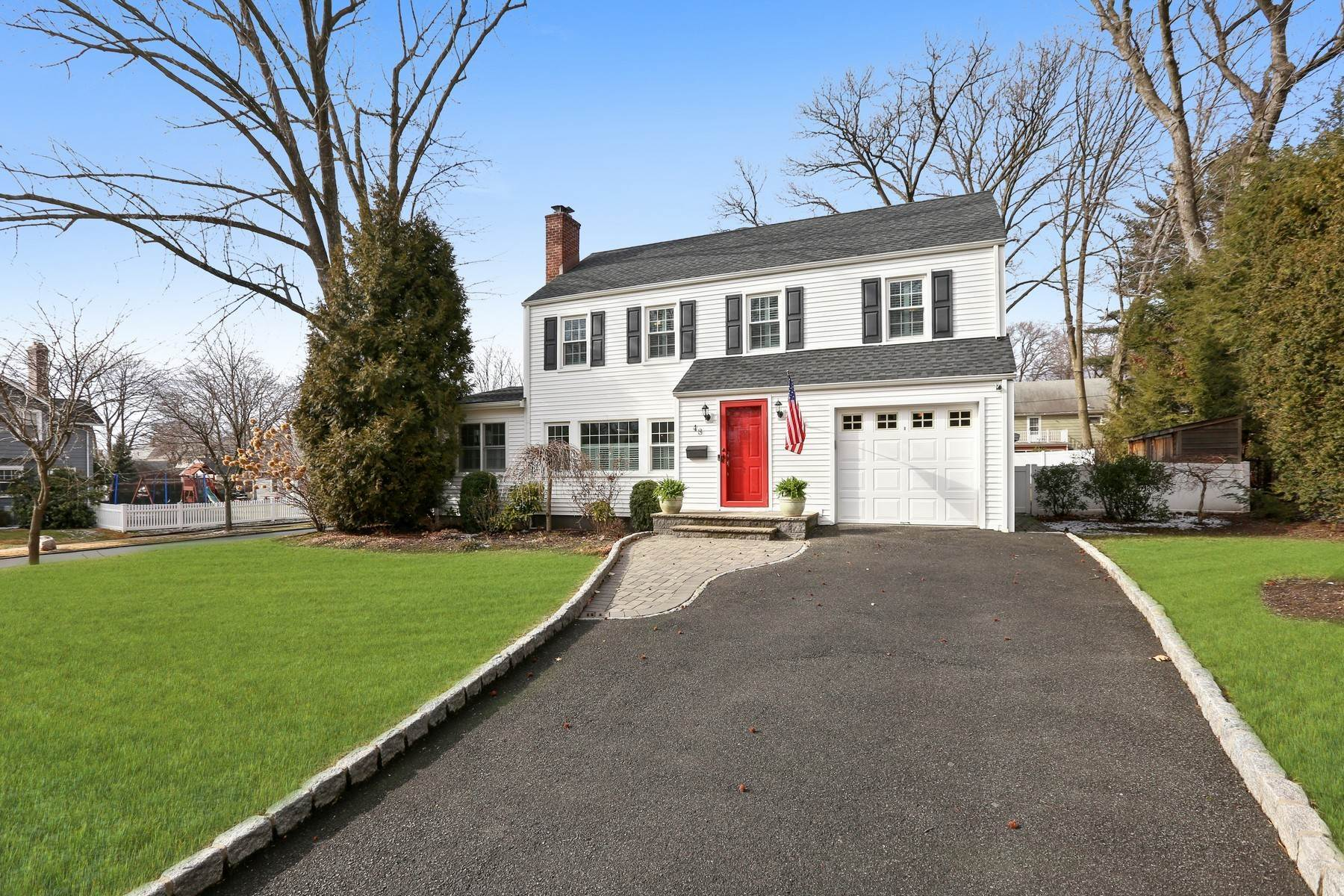Single Family Homes for Sale at Perfect In Every Way! 48 Ridgewood Avenue, Glen Ridge, New Jersey 07028 United States