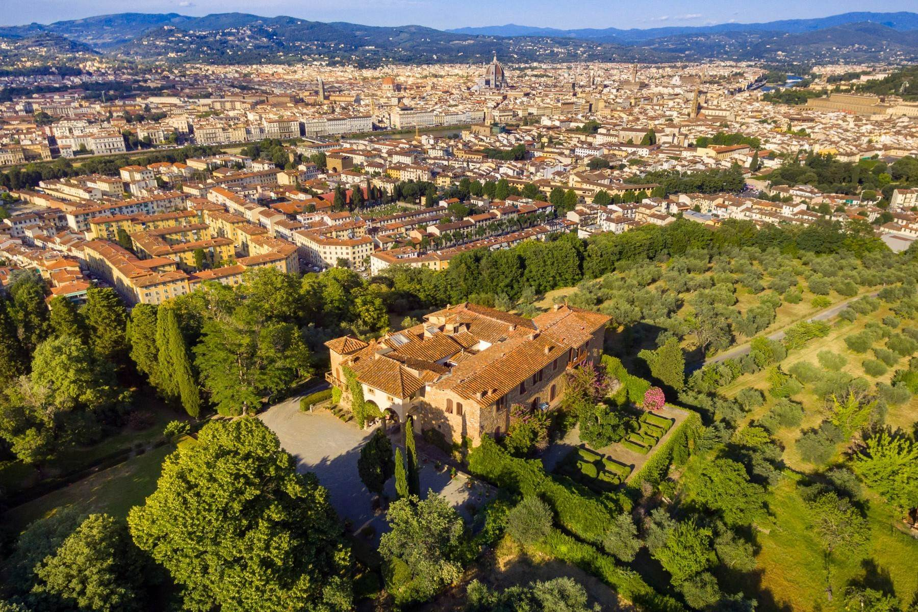 Other Residential Homes for Sale at Stunning property with breathtaking views of Florence Firenze, Florence Italy
