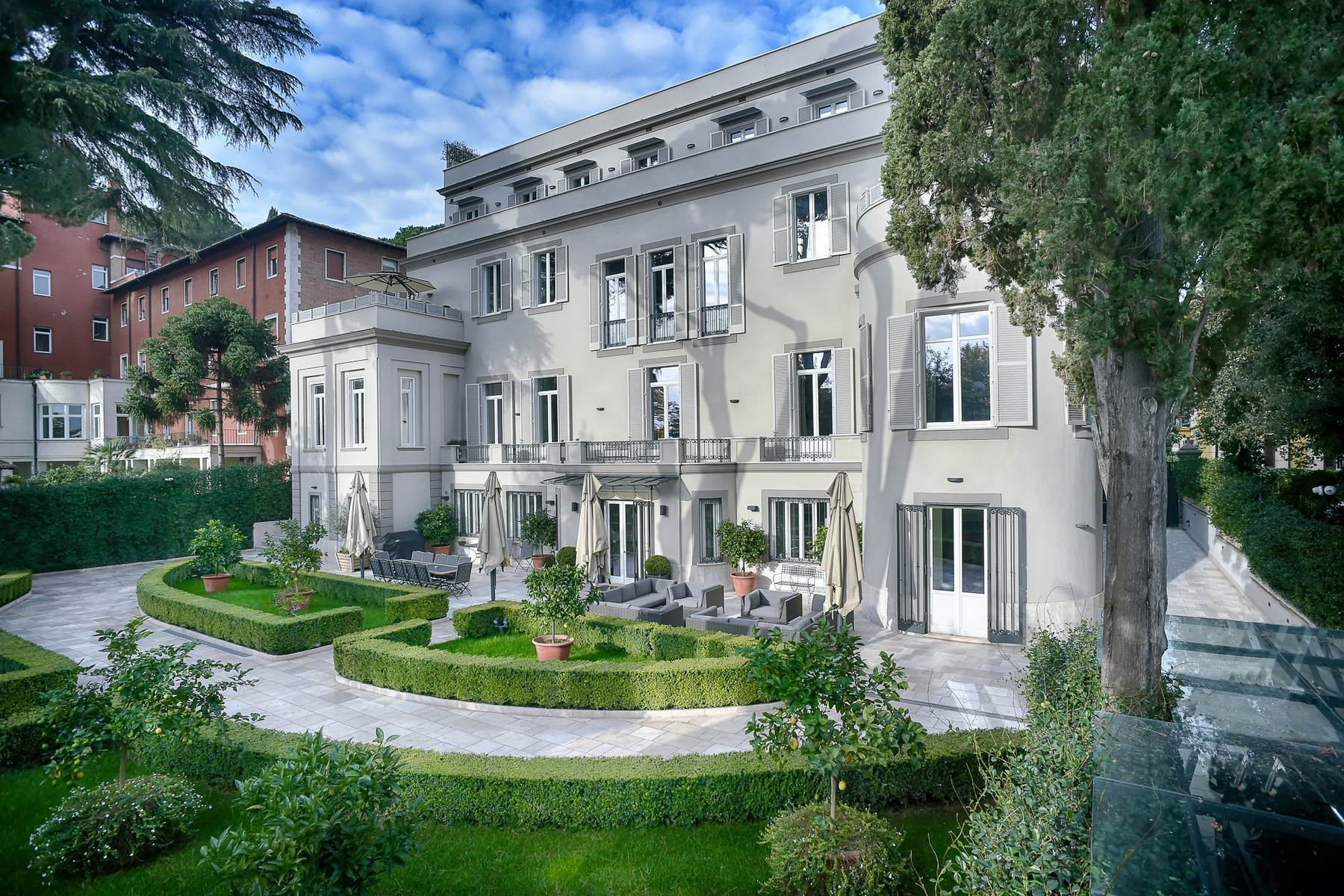 Other Residential Homes for Sale at Majestic Villa dominating Rome Rome, Rome Italy