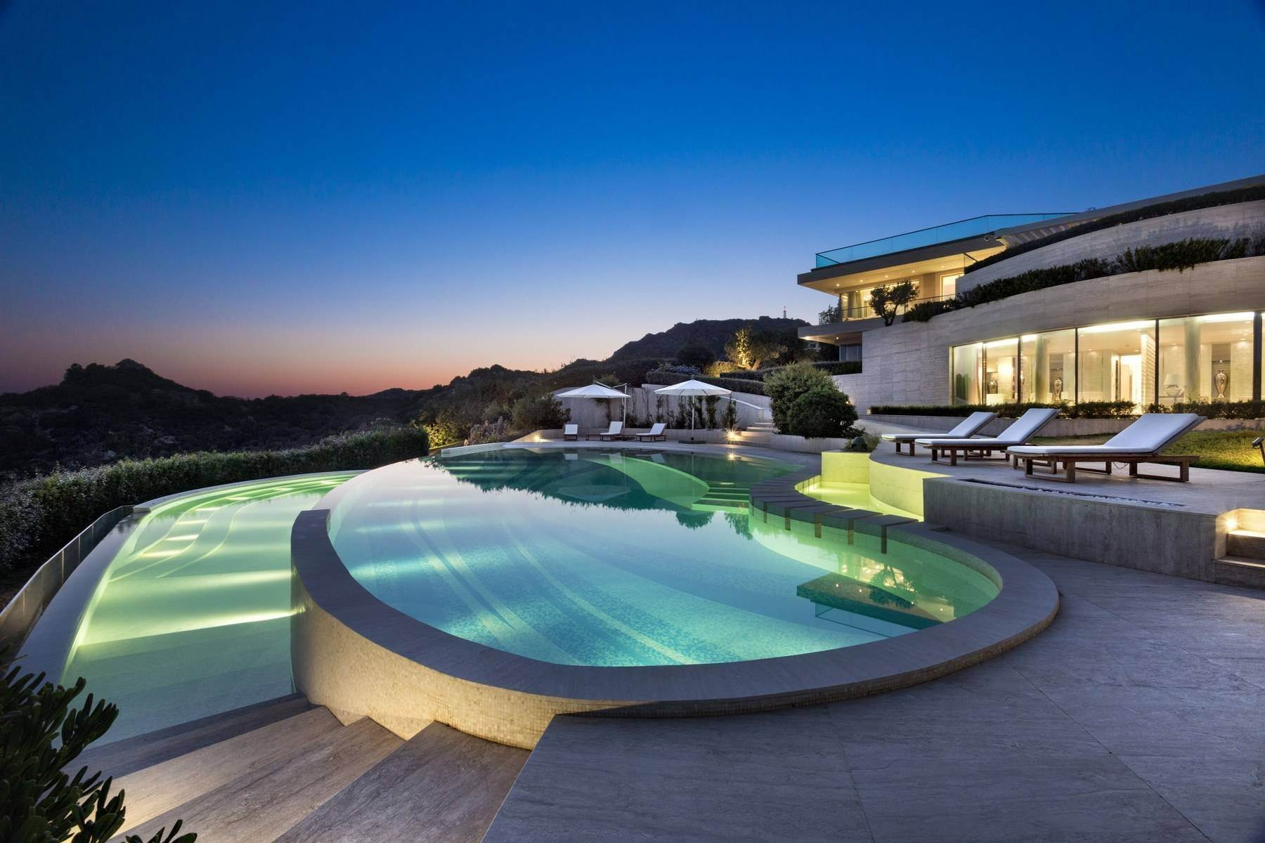 10. Other Residential Homes for Sale at Prestigious and elegant property in the heart of the Costa Smeralda Porto Cervo, Sassari Italy