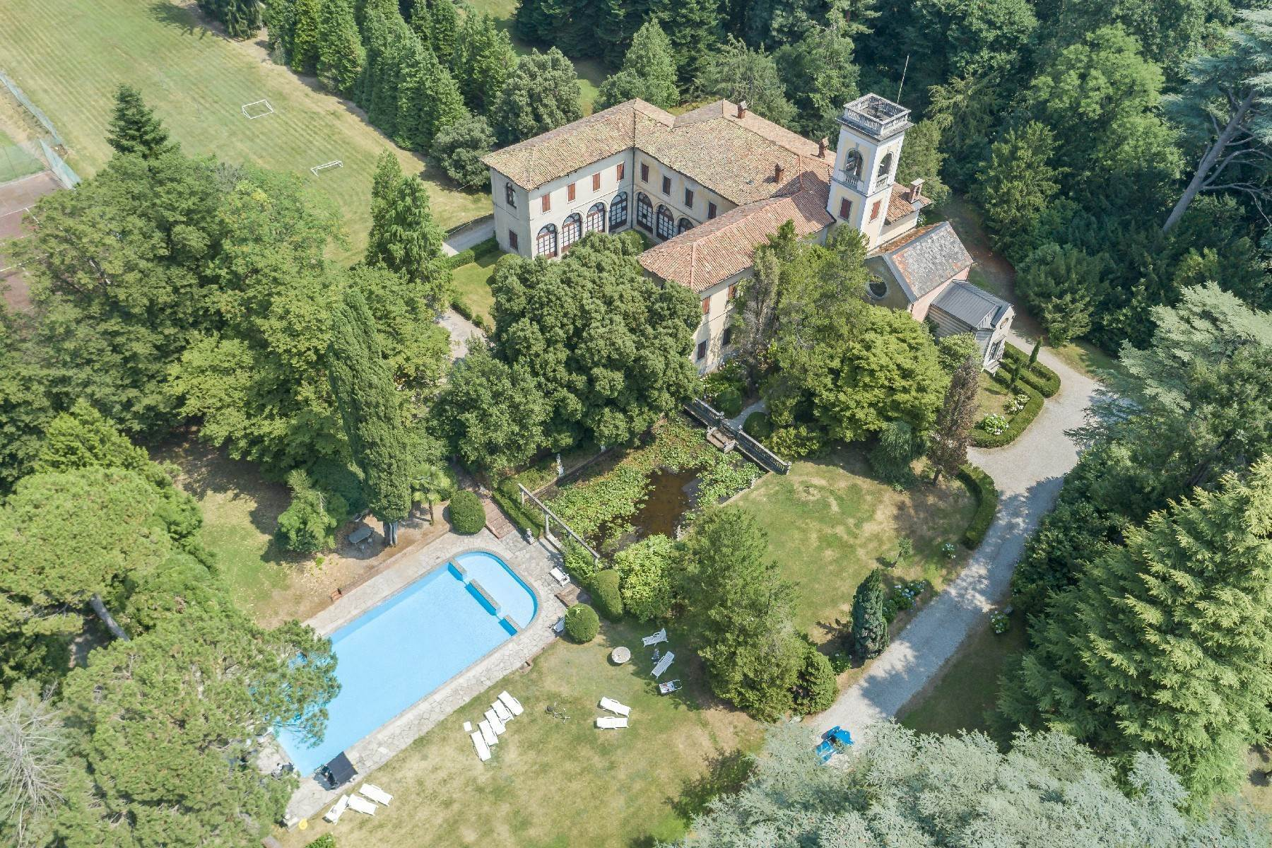 Other Residential Homes for Sale at Villa La Colombara Venegono, Varese Italy