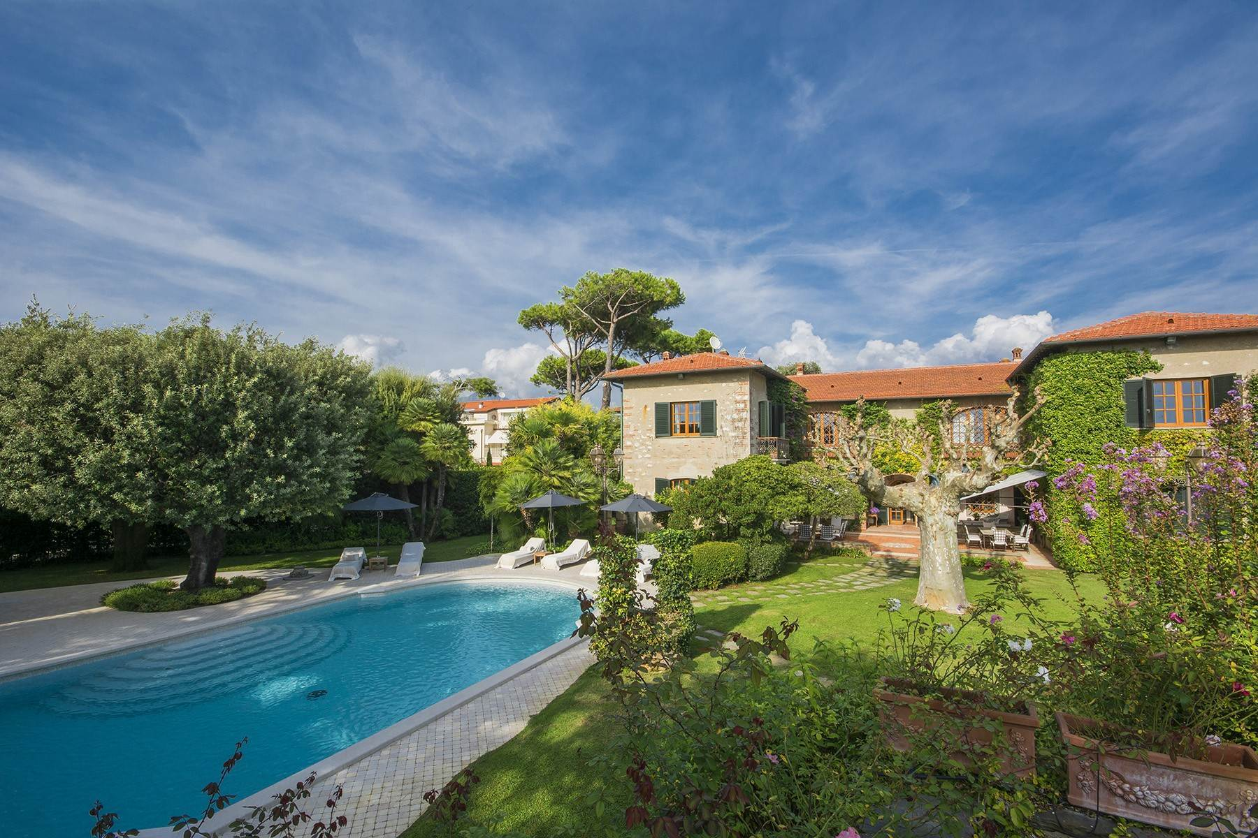 Other Residential Homes for Sale at Magnificent property in Marina di Pietrasanta Forte Dei Marmi, Lucca Italy