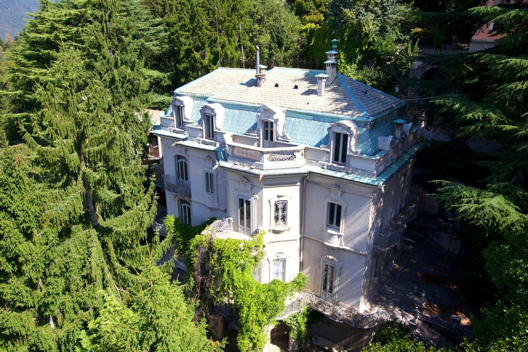 Other Residential Homes for Sale at Prestigious period villa overlooking Lake Como Brunate, Como Italy