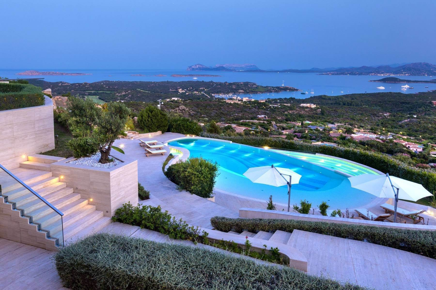 9. Other Residential Homes for Sale at Prestigious and elegant property in the heart of the Costa Smeralda Porto Cervo, Sassari Italy