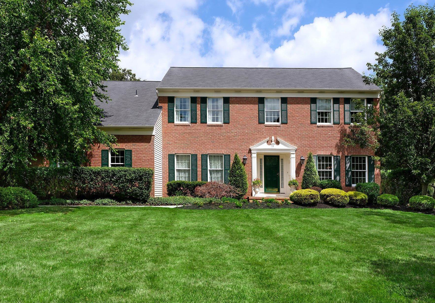 Single Family Homes for Sale at Princeton Oaks Perfection 2 Bush Court, West Windsor, New Jersey 08550 United States