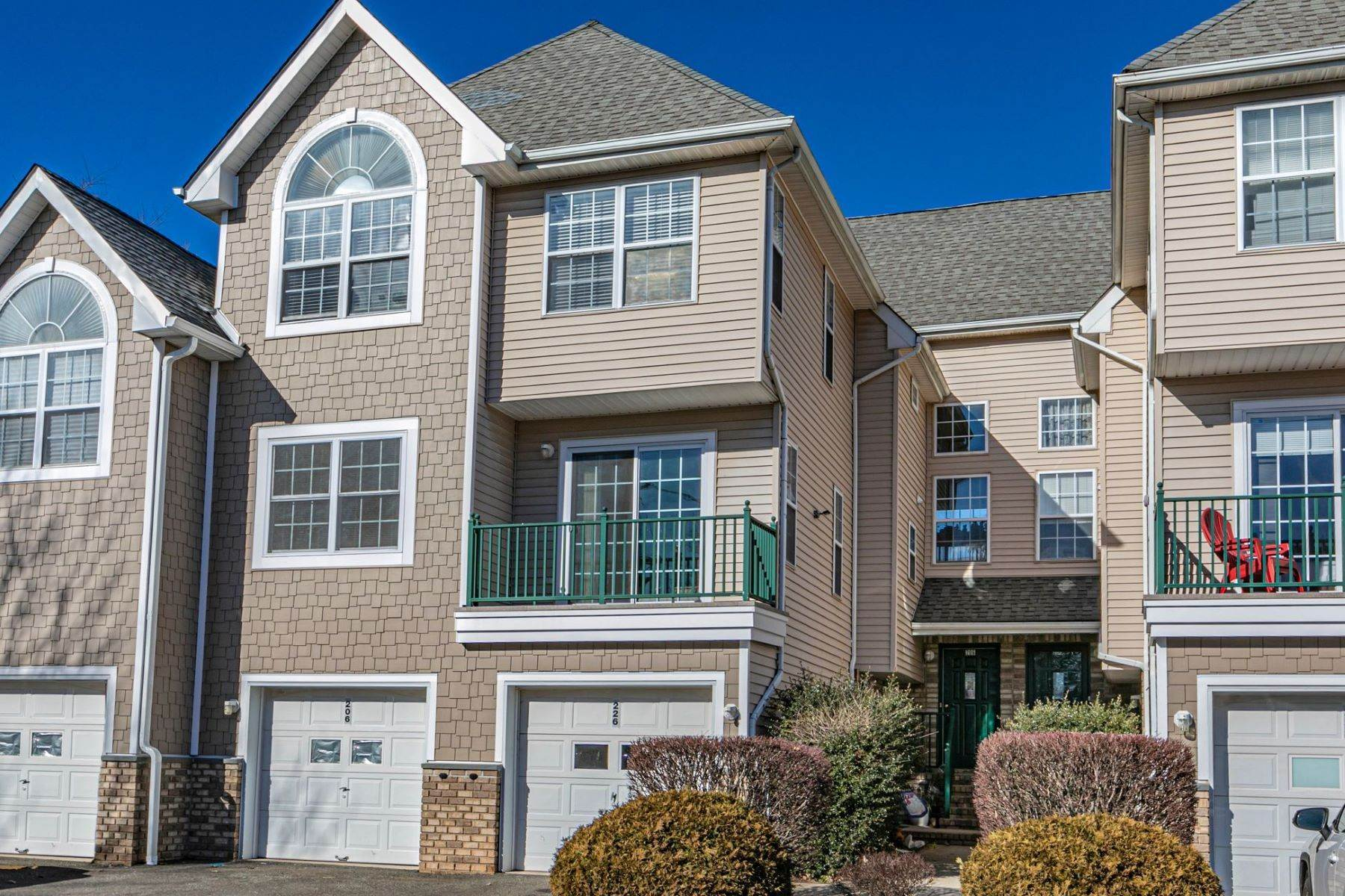 Condominiums for Sale at A Terrific Find In Pike Run 206 Tomahawk Court, Belle Mead, New Jersey 08502 United States