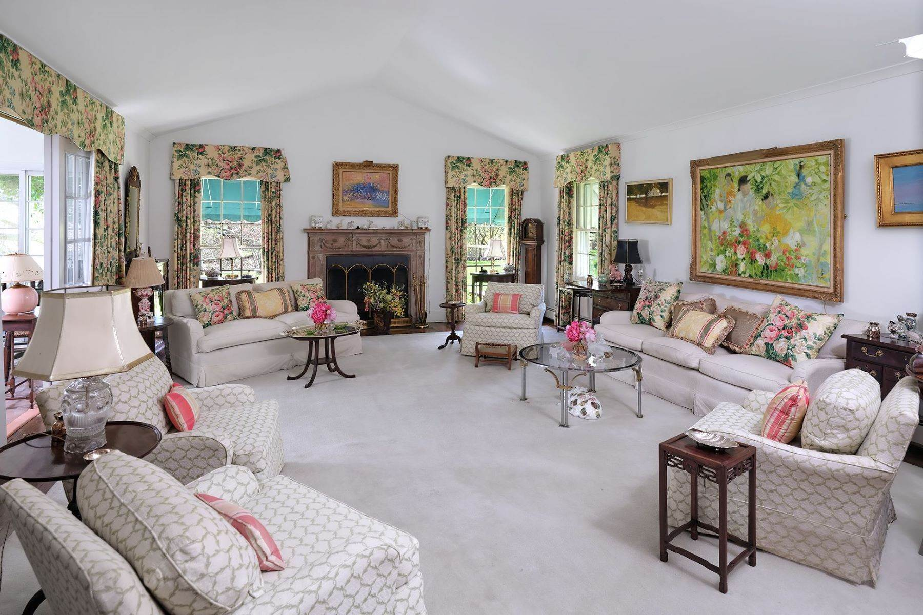 6. Single Family Homes for Sale at Create the Country Estate You've Always Envisioned 215 Carter Road, Princeton, New Jersey 08540 United States