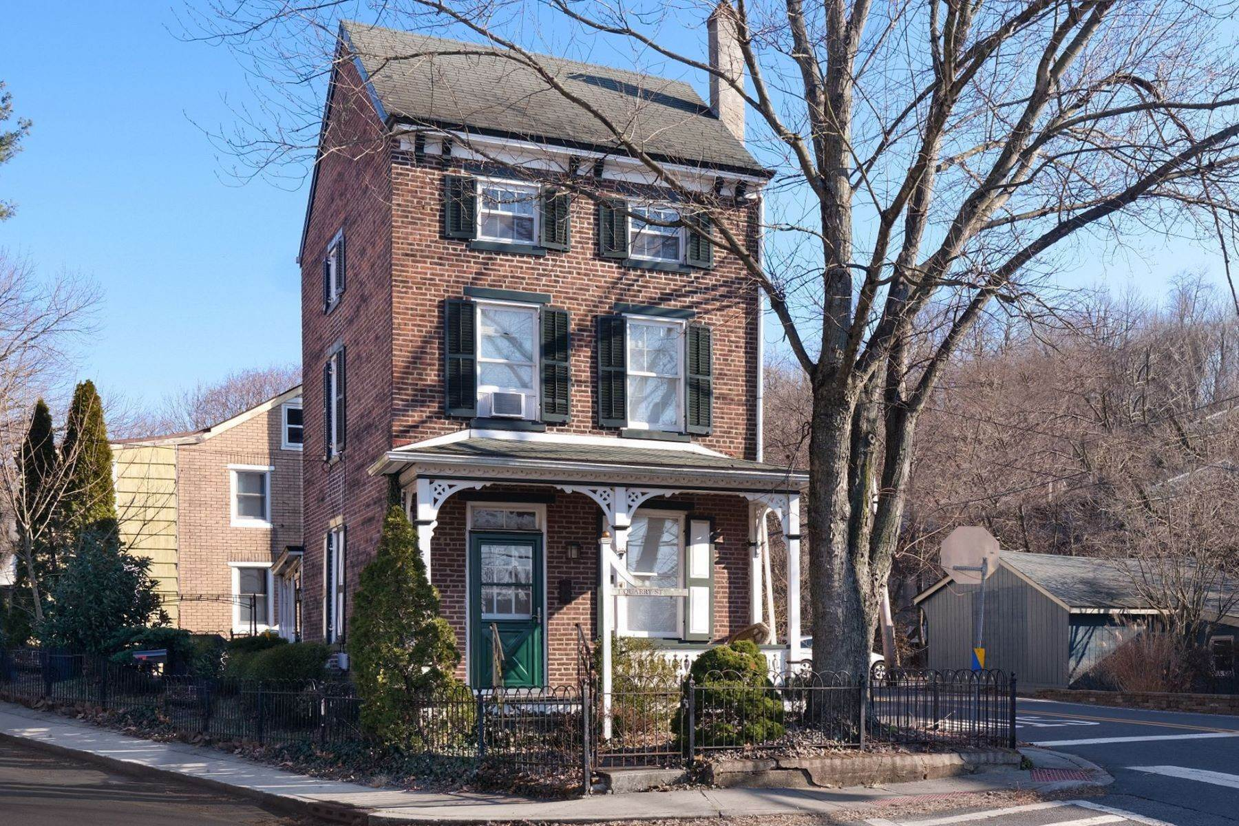 Single Family Homes -de Investment Potential 1 Quarry Street, Lambertville, New Jersey 08530 Amerika Birleşik Devletleri