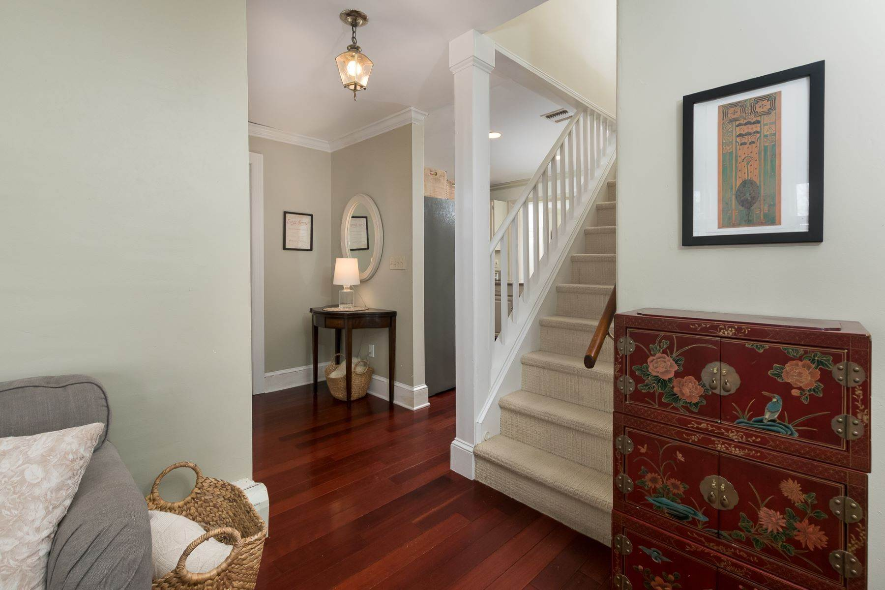 18. Single Family Homes for Sale at Storybook Home on a Stroll-Everywhere Street 5 Titus Avenue, Lawrenceville, New Jersey 08648 United States