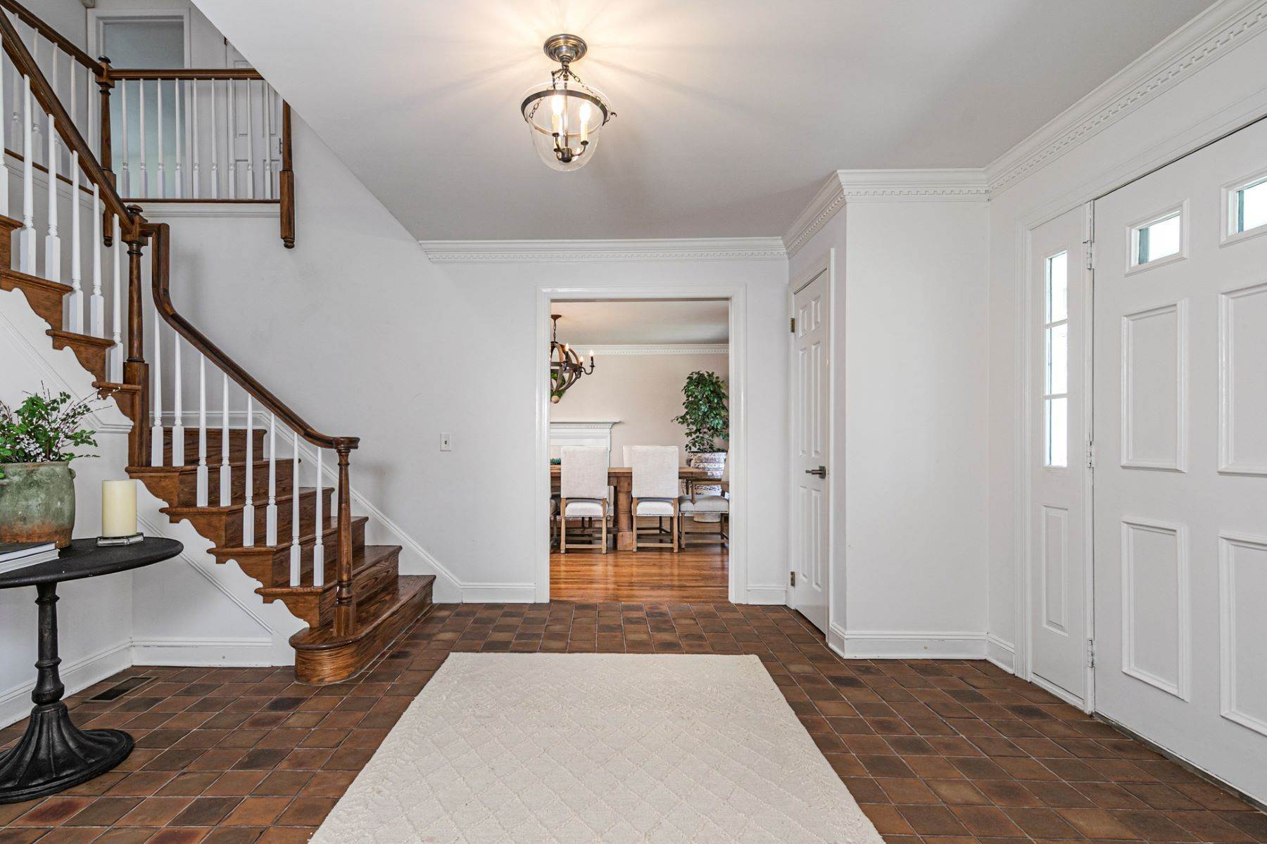 5. Single Family Homes for Sale at A New Kitchen And Updated Baths Make This Home Sparkle 91 West Shore Drive, Pennington, New Jersey 08534 United States