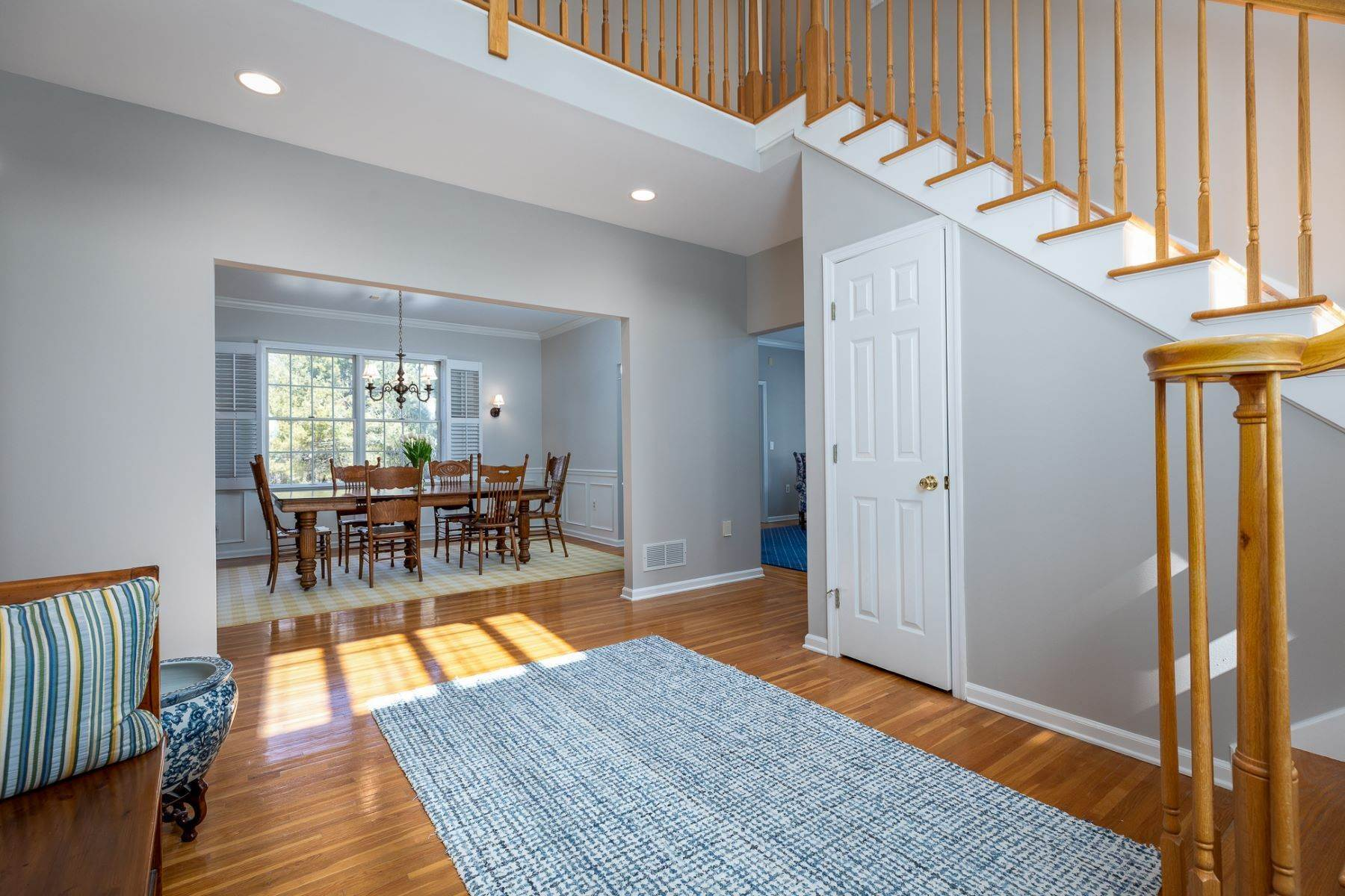 6. Single Family Homes for Sale at A Fresh Interior Features 6 Bedrooms & 3 New Baths 19 Zaitz Farm Road, Princeton Junction, New Jersey 08550 United States