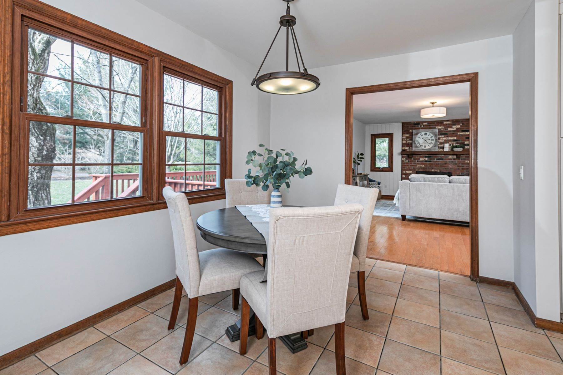 30. Single Family Homes for Sale at Timeless Floor Plan With Newer Kitchen and Baths 470 Millstone River Road, Belle Mead, New Jersey 08502 United States