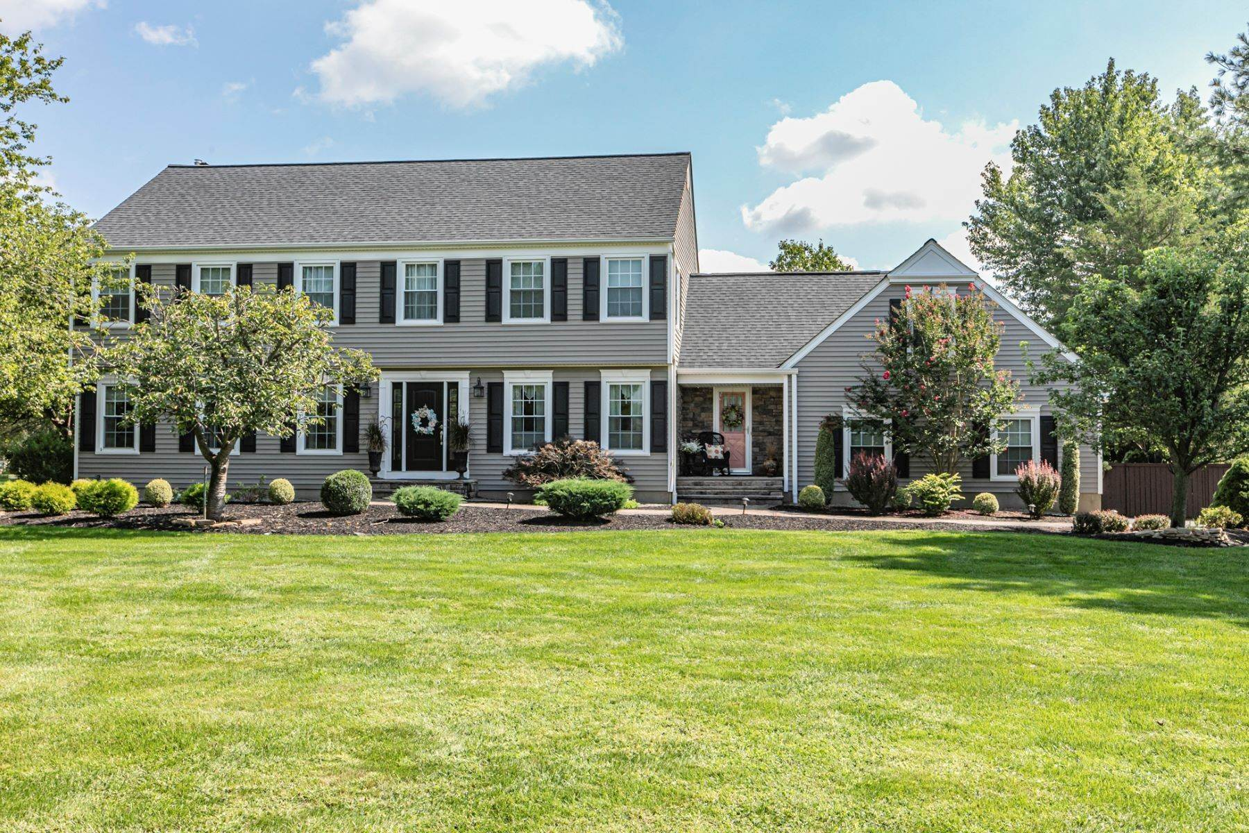 Single Family Homes for Sale at Life Doesn't Get Much Better! 20 Dehart Drive, Belle Mead, New Jersey 08502 United States