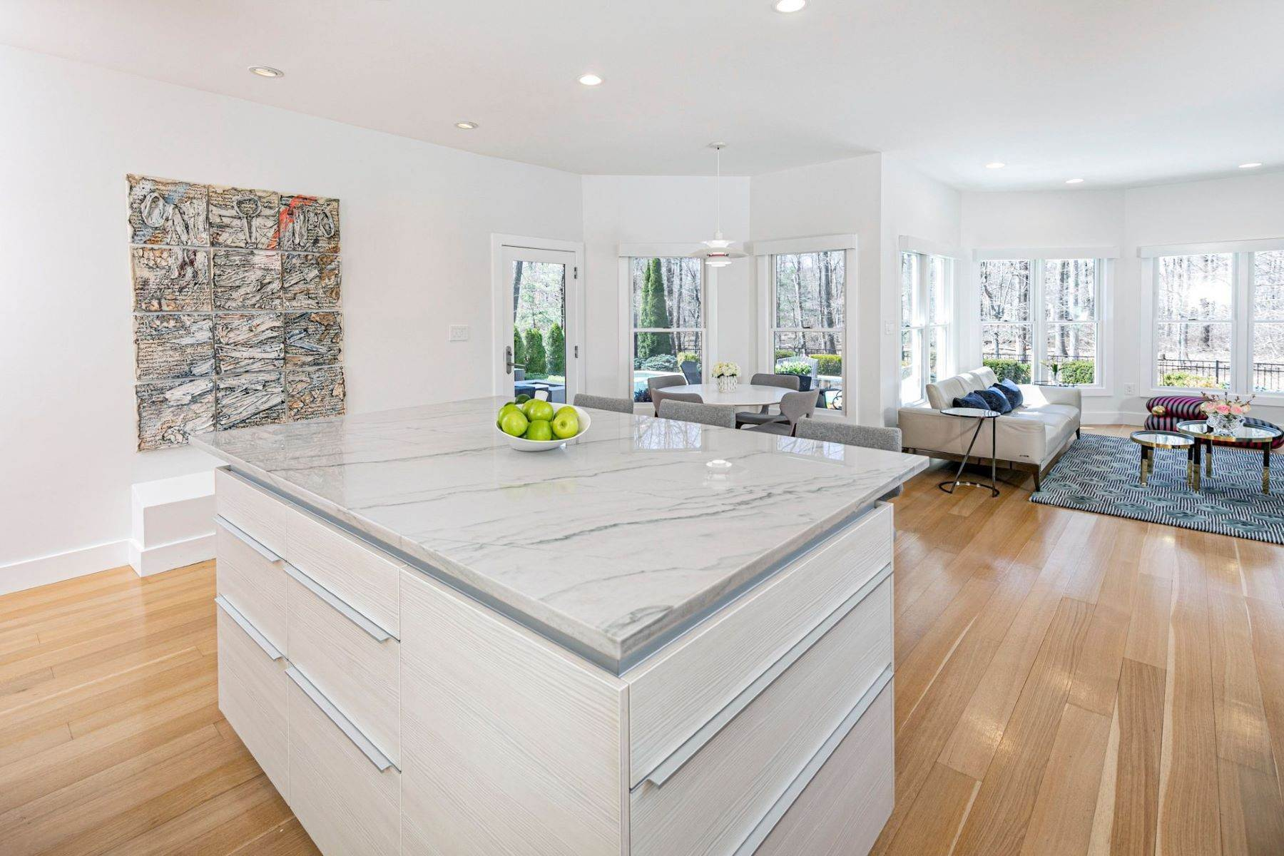 17. Single Family Homes για την Πώληση στο A Bold Renovation Results in Bright Modern Spaces 97 & 95 Penn Lyle Road, Princeton Junction, Νιου Τζερσεϋ 08550 Ηνωμένες Πολιτείες