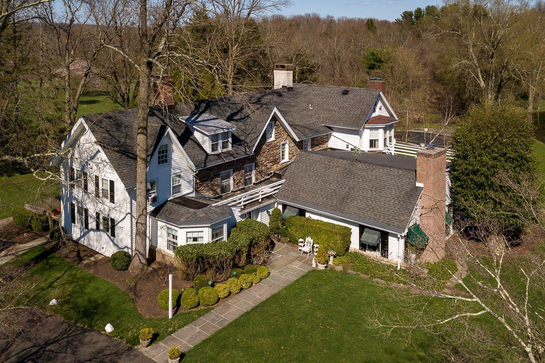 3. Single Family Homes for Sale at Create the Country Estate You've Always Envisioned 215 Carter Road, Princeton, New Jersey 08540 United States