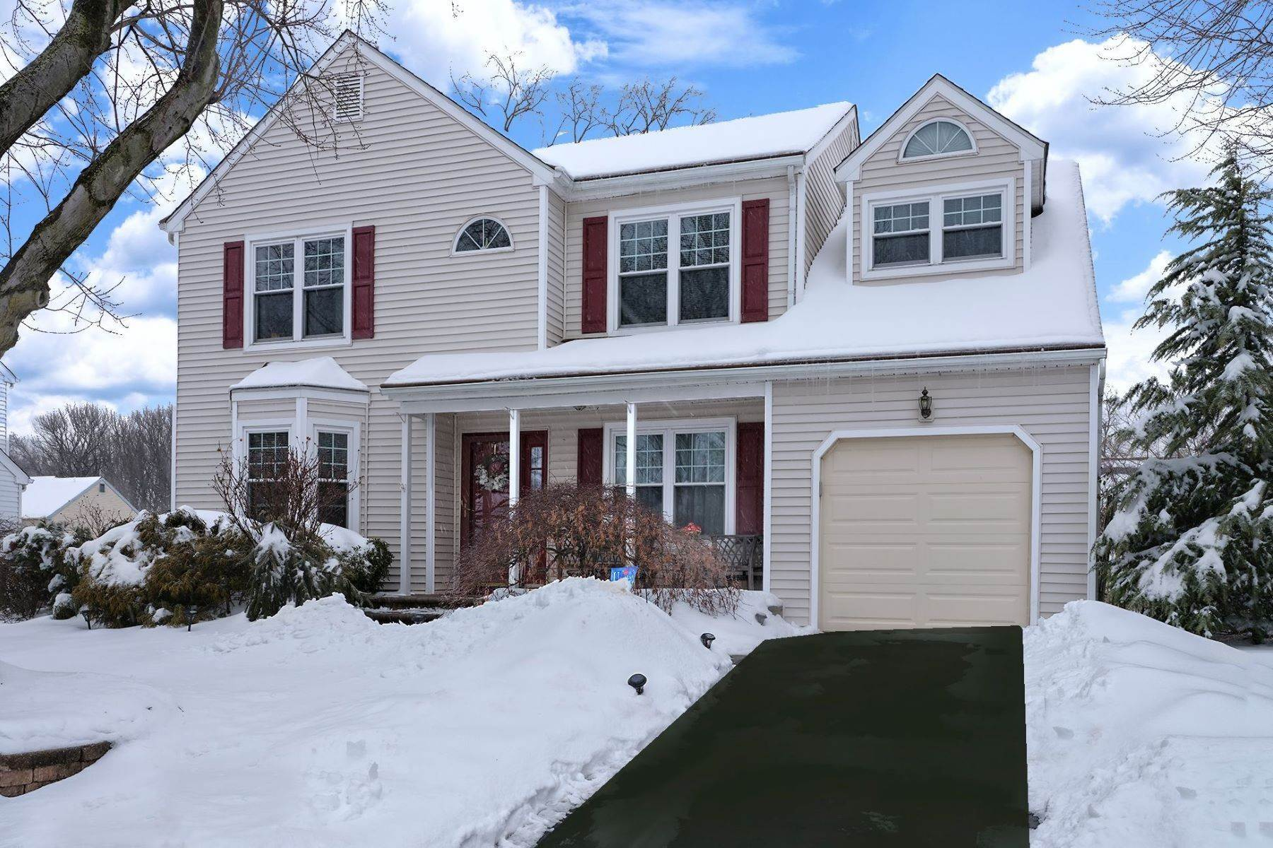 Single Family Homes vid A Fantastic Neighborhood for Your Forever Home 52 Country Lane, Hamilton, New Jersey 08690 Förenta staterna