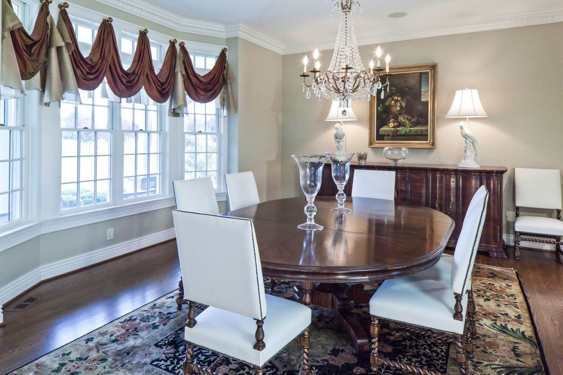 6. Single Family Homes للـ Sale في Offers Ideal Setting For Country Estate 131-133 Harbourton Woodsville Road, Lambertville, New Jersey 08530 United States