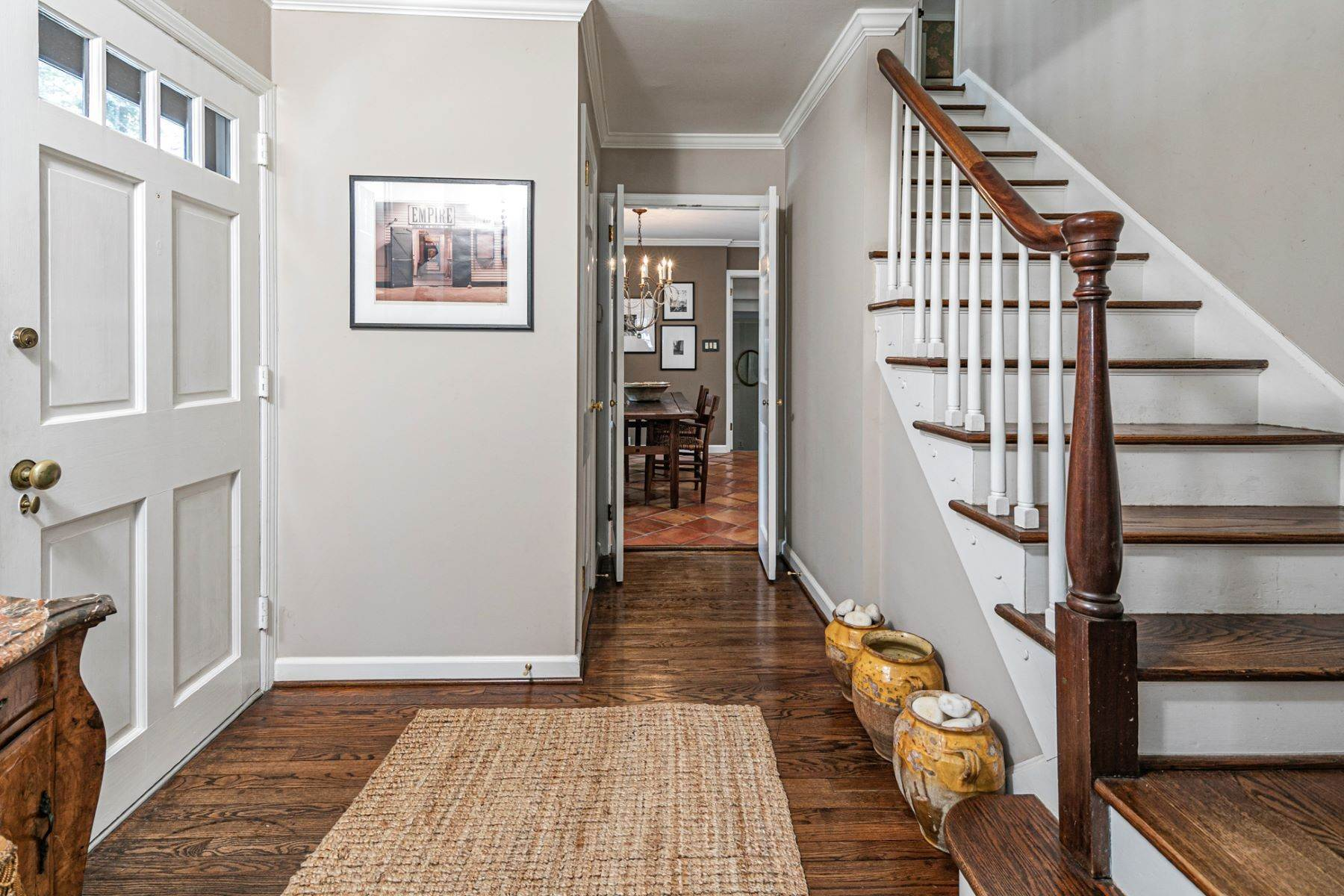 3. Single Family Homes for Sale at Poised And Polished In A Terrific Part Of Town 16 Hunter Road, Princeton, New Jersey 08540 United States