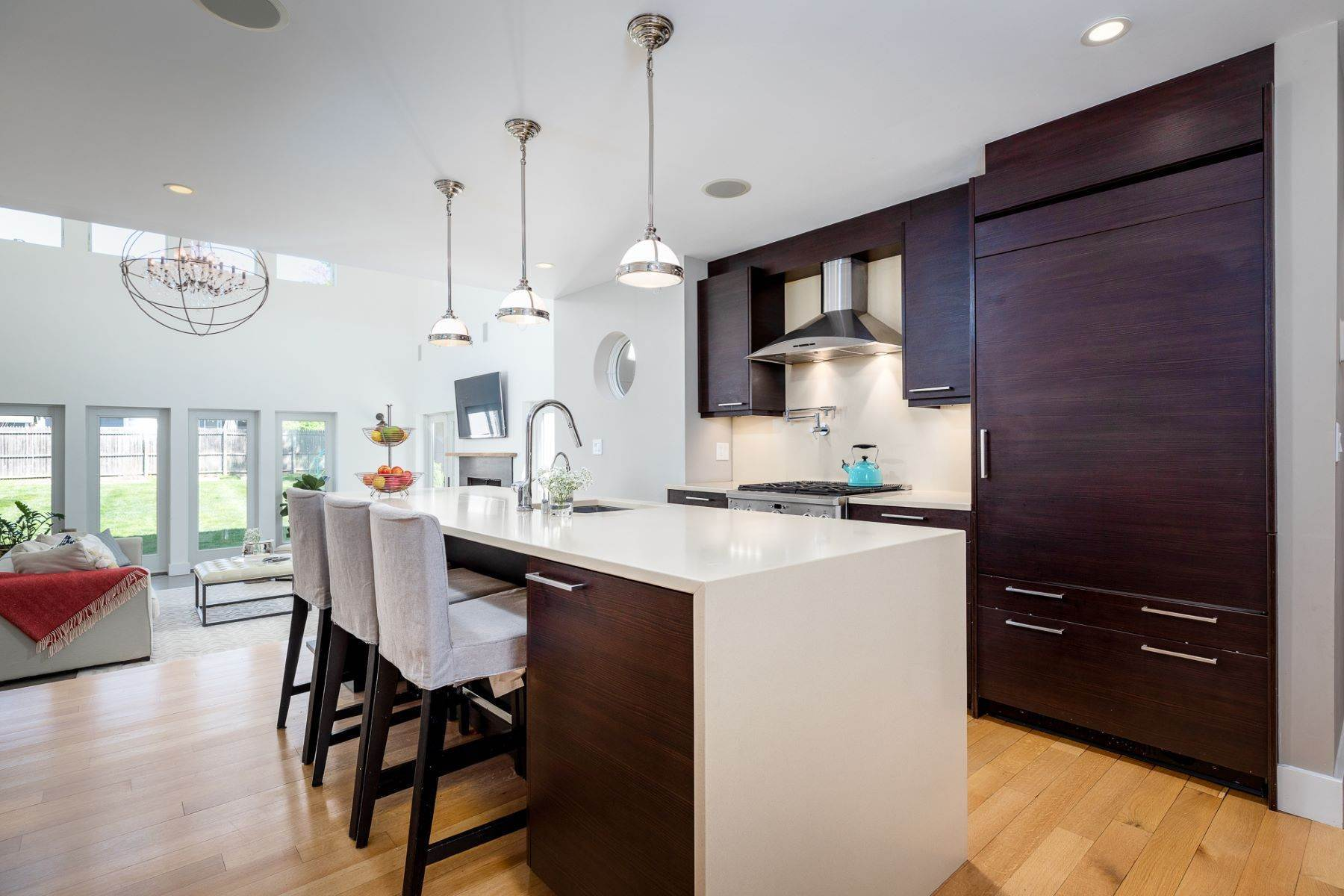 9. Single Family Homes for Sale at A Modern Transformation by Mercer General Works 22 Fisher Avenue, Princeton, New Jersey 08540 United States