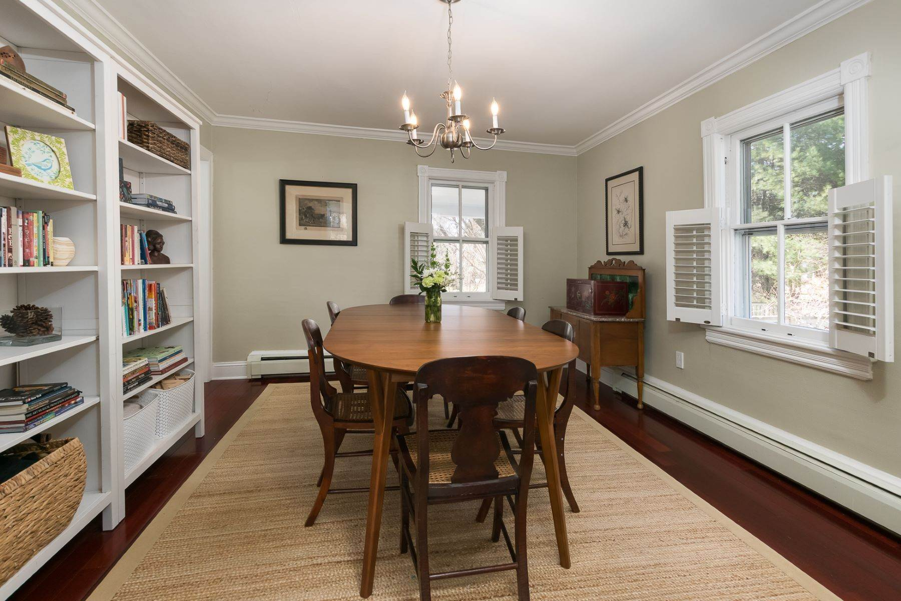 8. Single Family Homes for Sale at Storybook Home on a Stroll-Everywhere Street 5 Titus Avenue, Lawrenceville, New Jersey 08648 United States