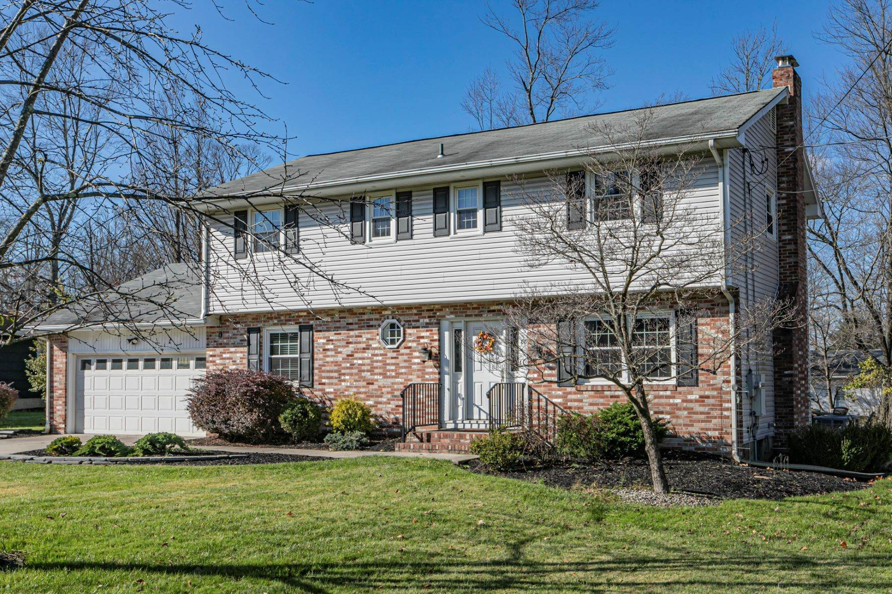 Single Family Homes -de Pristine and Stylish, with Sunshine for Days 88 Mountainview Road, Ewing, New Jersey 08628 Amerika Birleşik Devletleri