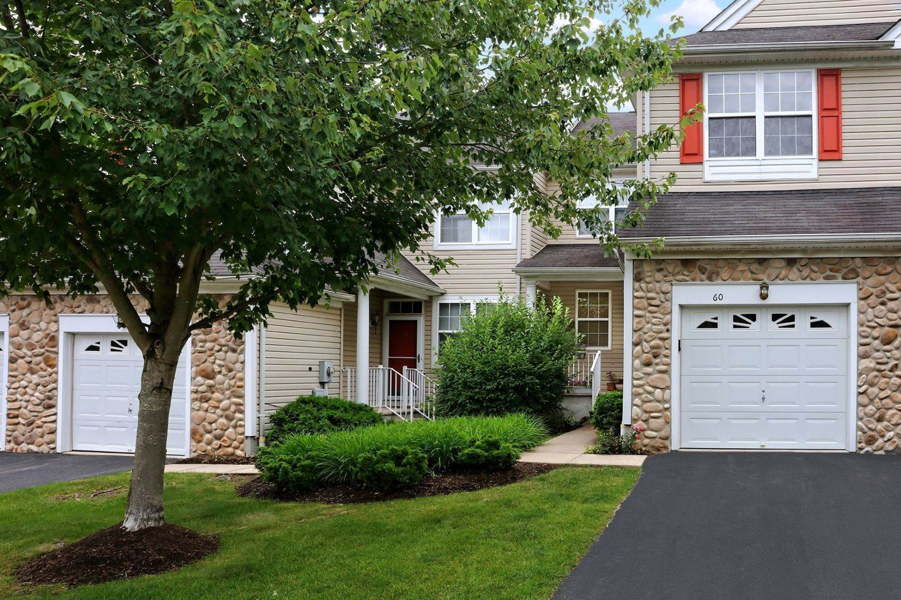 townhouses for Sale at Abundance of Natural Light 60 Scarlet Oak Drive, Princeton, New Jersey 08540 United States