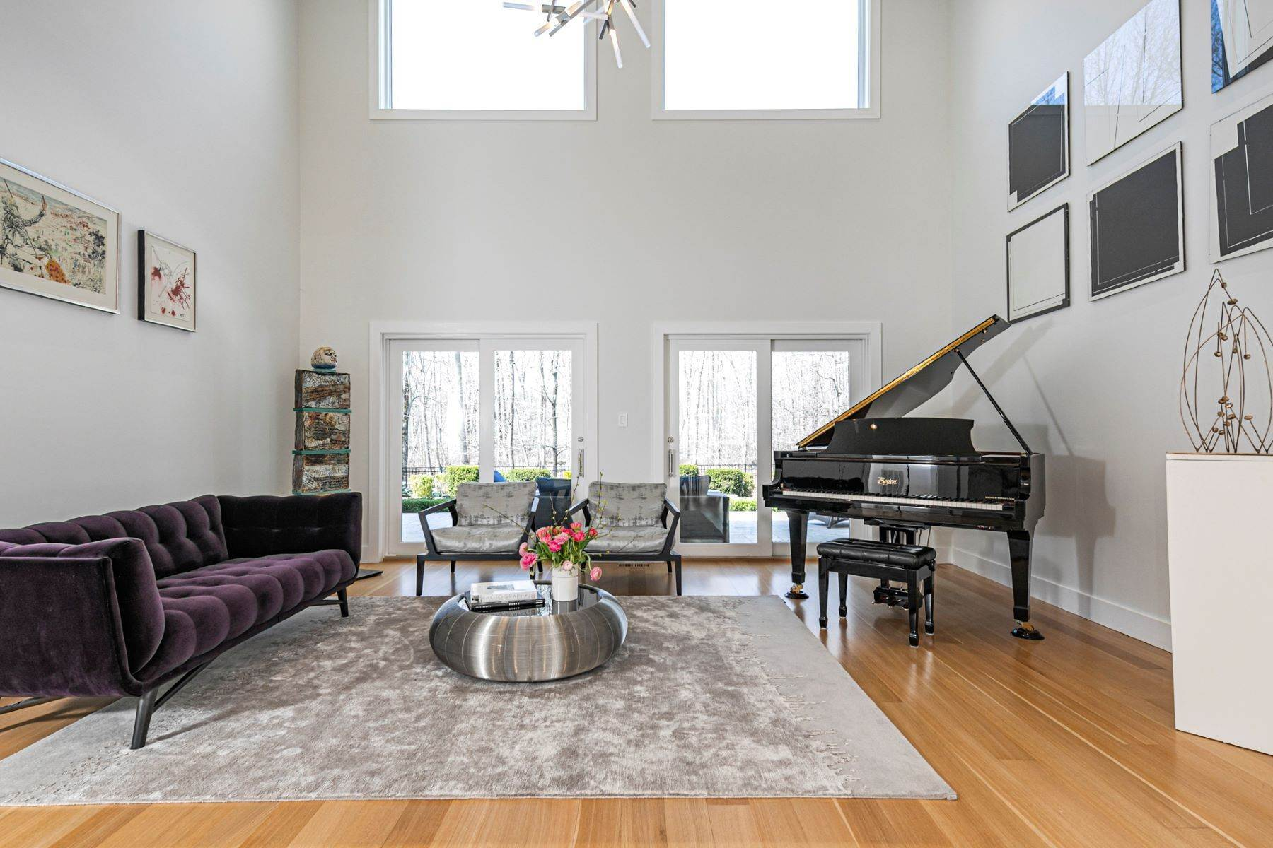 8. Single Family Homes για την Πώληση στο A Bold Renovation Results in Bright Modern Spaces 97 & 95 Penn Lyle Road, Princeton Junction, Νιου Τζερσεϋ 08550 Ηνωμένες Πολιτείες