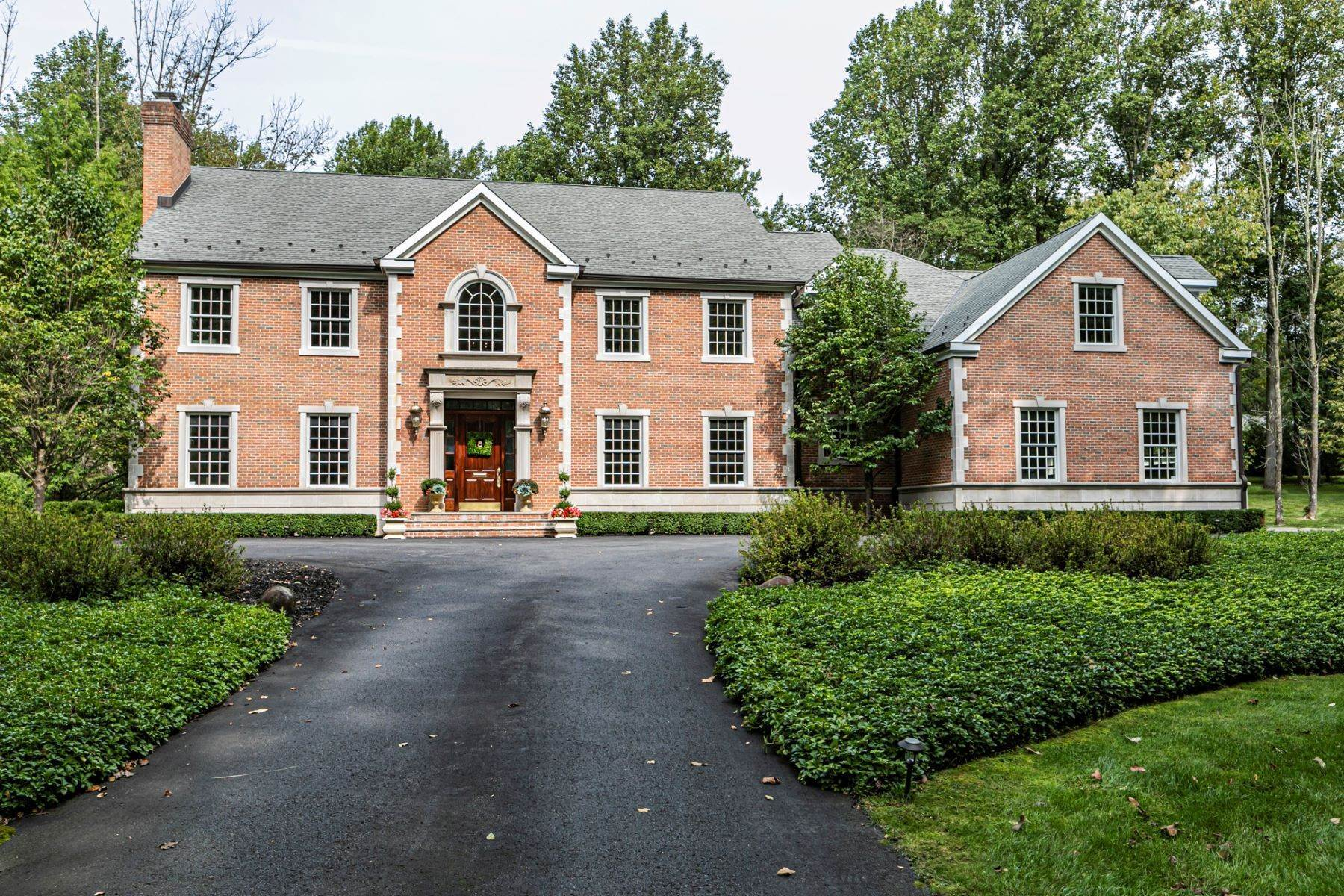 Single Family Homes for Sale at Beautifully Constructed Inside and Out 16 Fredrick Court, Princeton, New Jersey 08540 United States
