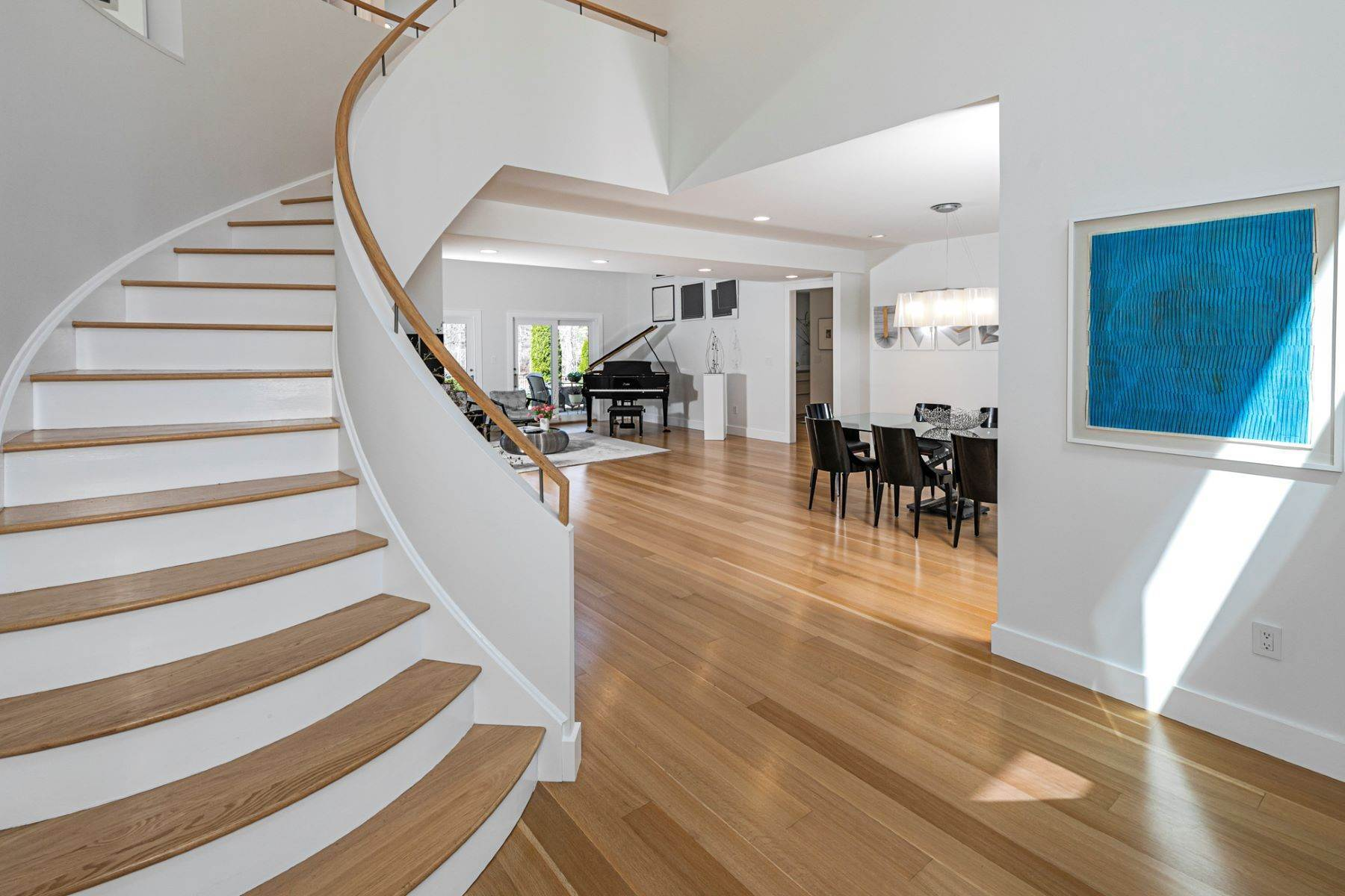 6. Single Family Homes για την Πώληση στο A Bold Renovation Results in Bright Modern Spaces 97 & 95 Penn Lyle Road, Princeton Junction, Νιου Τζερσεϋ 08550 Ηνωμένες Πολιτείες