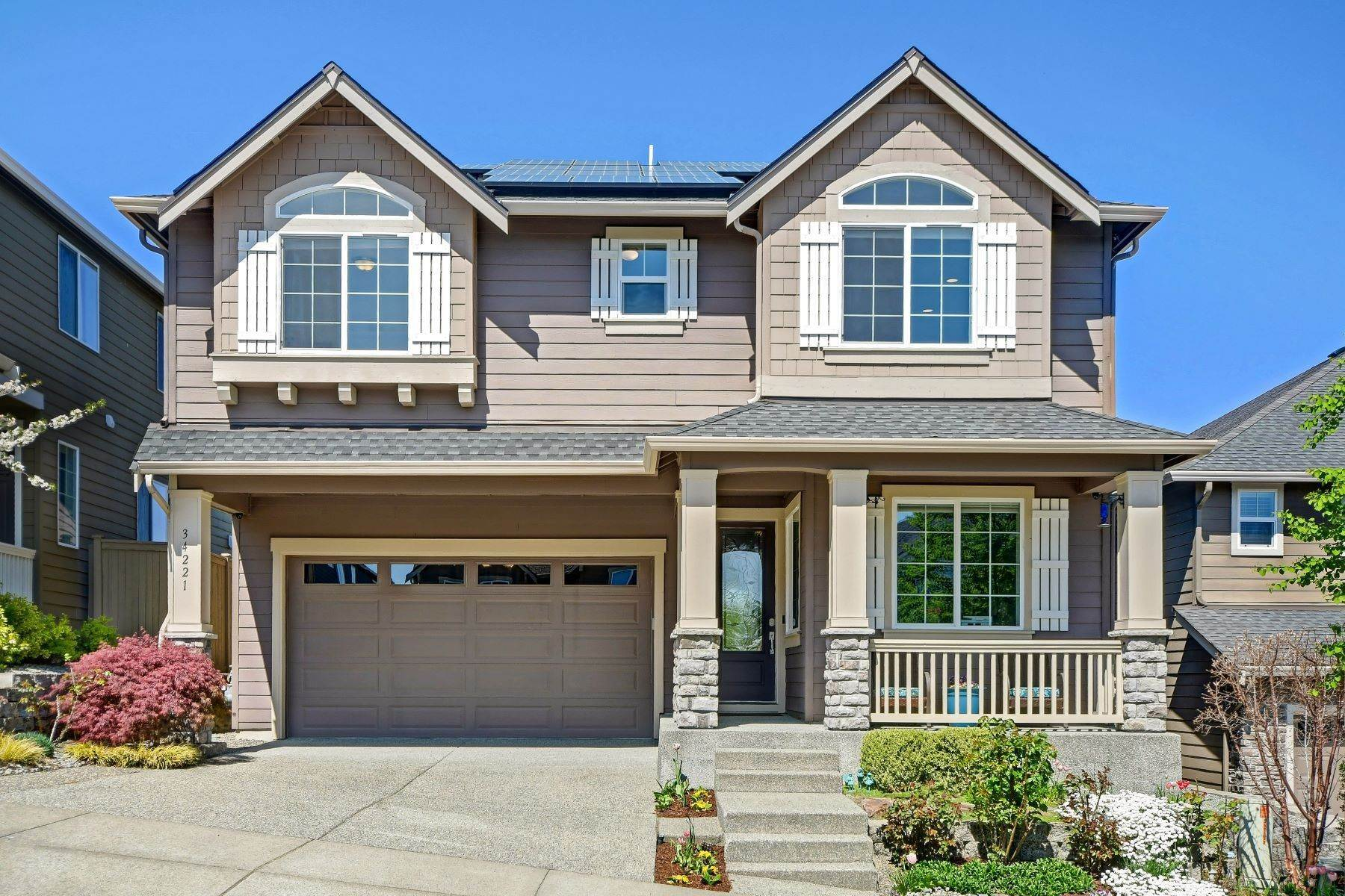 Single Family Homes 용 매매 에 34221 SEAsh St, Snoqualmie, WA 98065 34221 SE Ash St, Snoqualmie, 워싱톤 98065 미국