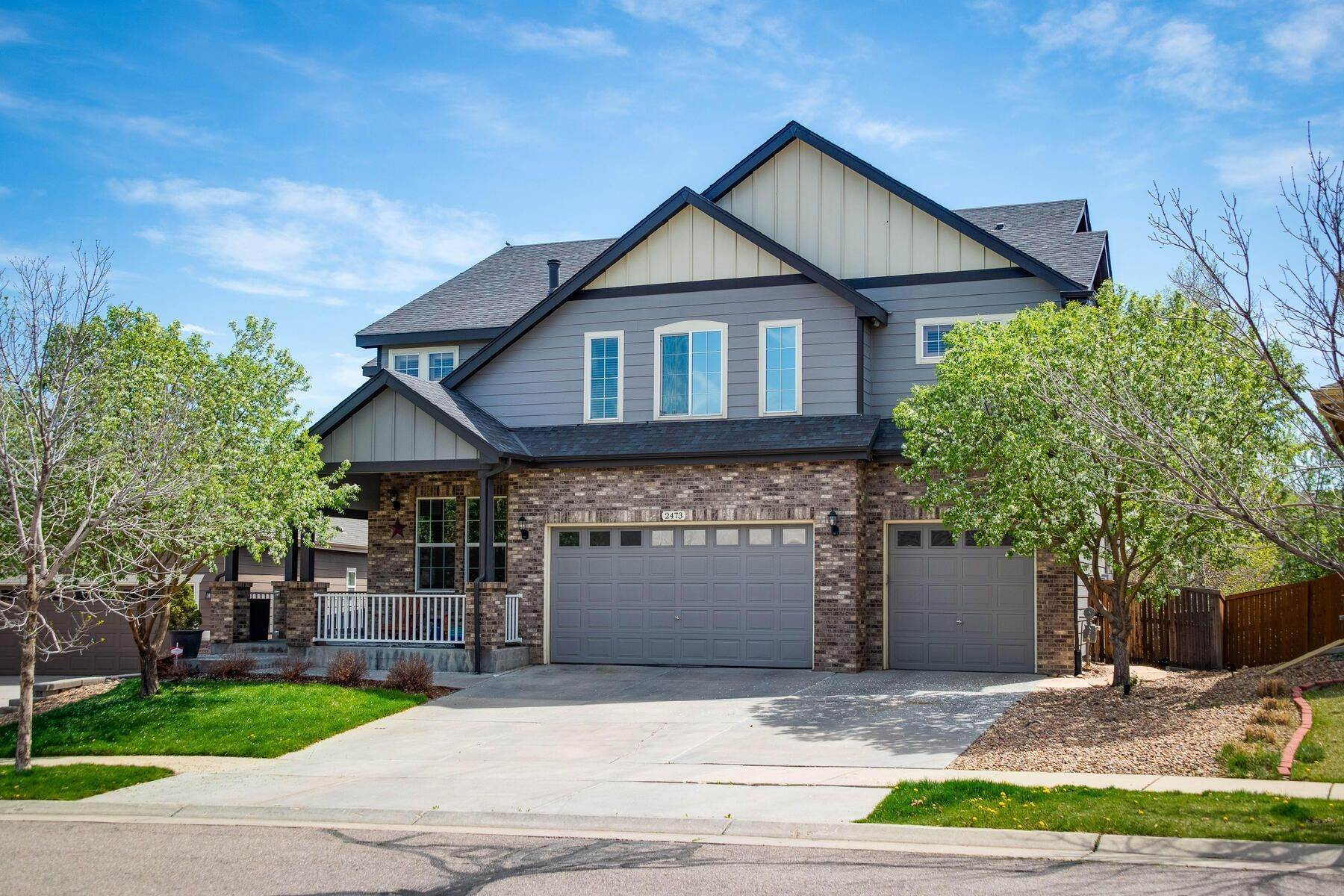 Single Family Homes のために 売買 アット 2473 Vale Way, Erie, Co, 80516 Erie, コロラド 80516 アメリカ