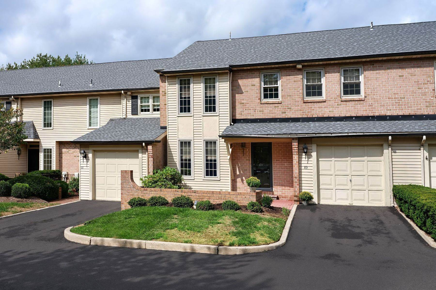 townhouses for Sale at Express Your Style in a Sunny, Spacious Townhouse 89 Sutphin Pines, Yardley, Pennsylvania 19067 United States