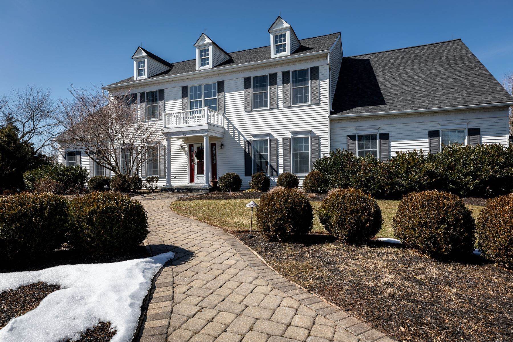 Single Family Homes for Sale at The Ideal Show Home 62 Doyle Lane, Belle Mead, New Jersey 08502 United States