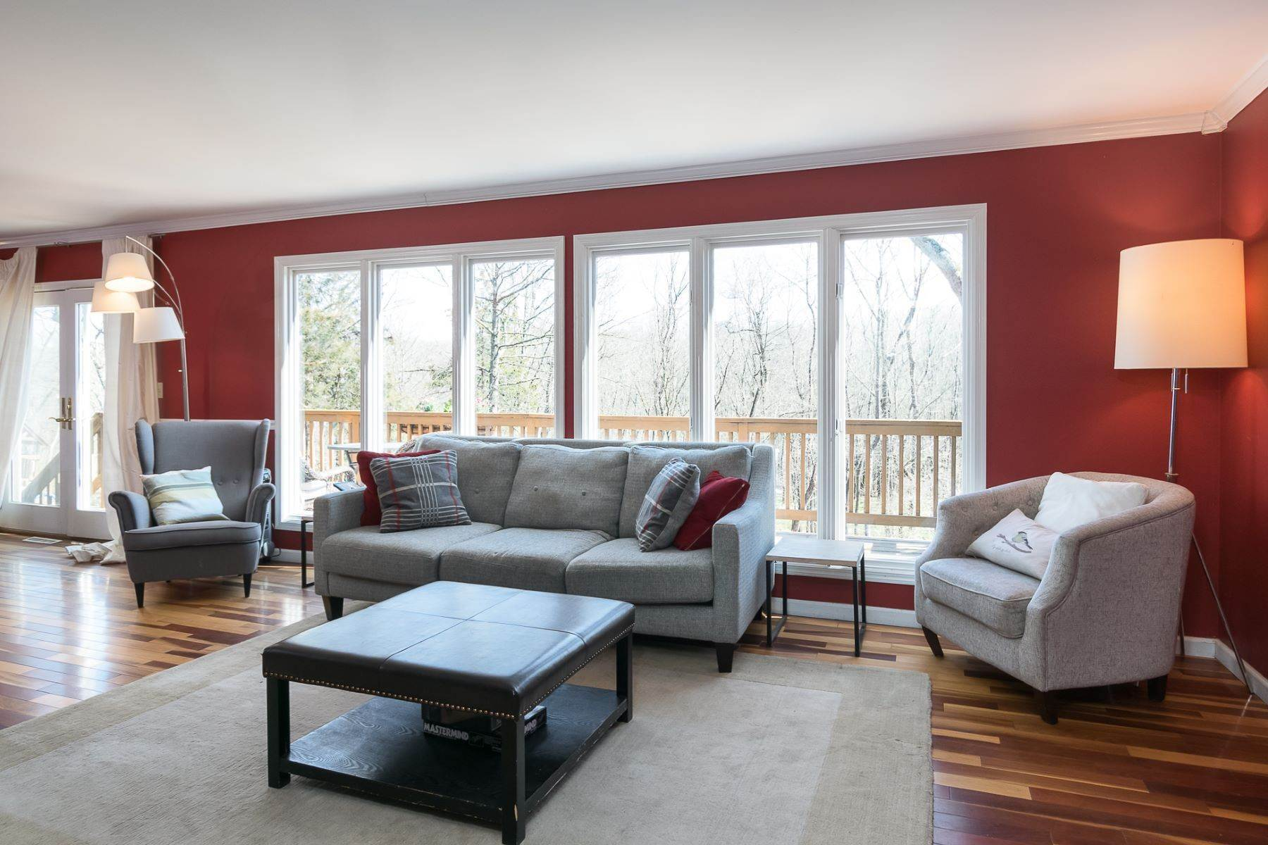 12. Single Family Homes for Sale at The Relaxed Pace of the Country Life Yet Convenient to All 297 Millstone River Road, Belle Mead, New Jersey 08502 United States